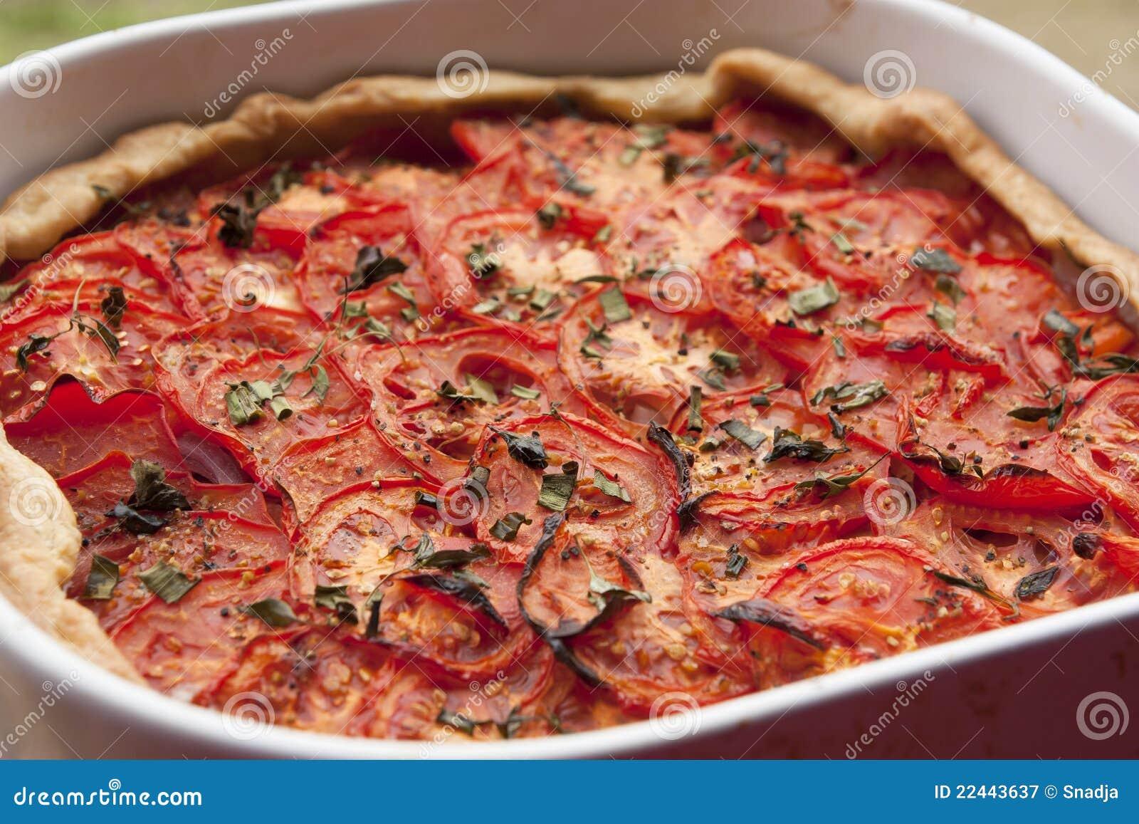 Secteur de tomates