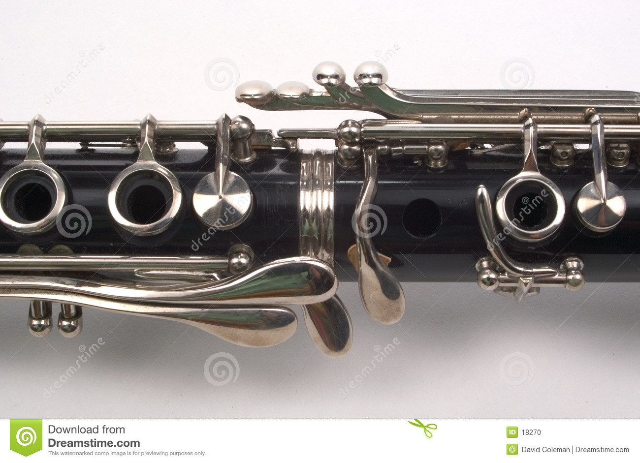 Section de Clarinet