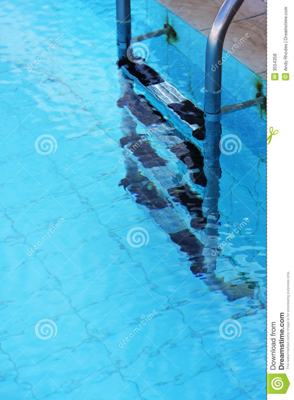 Section of Swimming Pool
