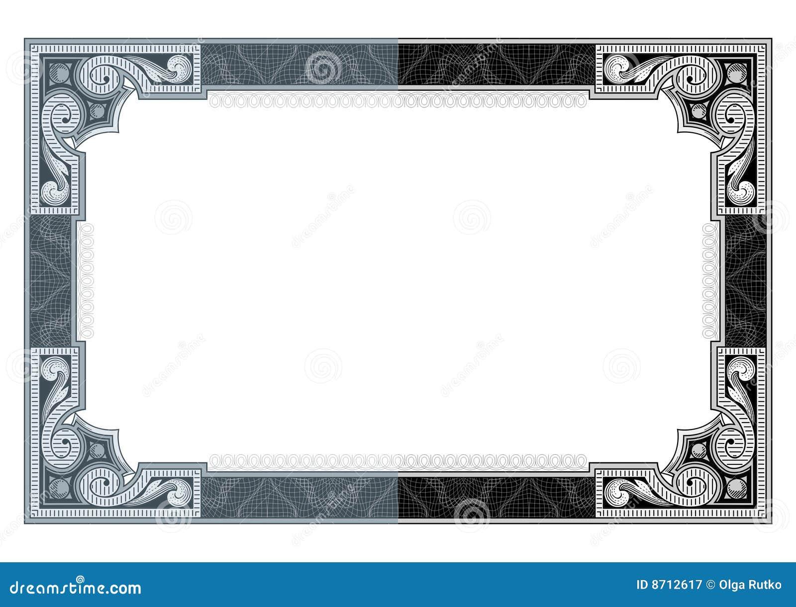 Secure design frame vector stock vector. Illustration of badge - 5895621