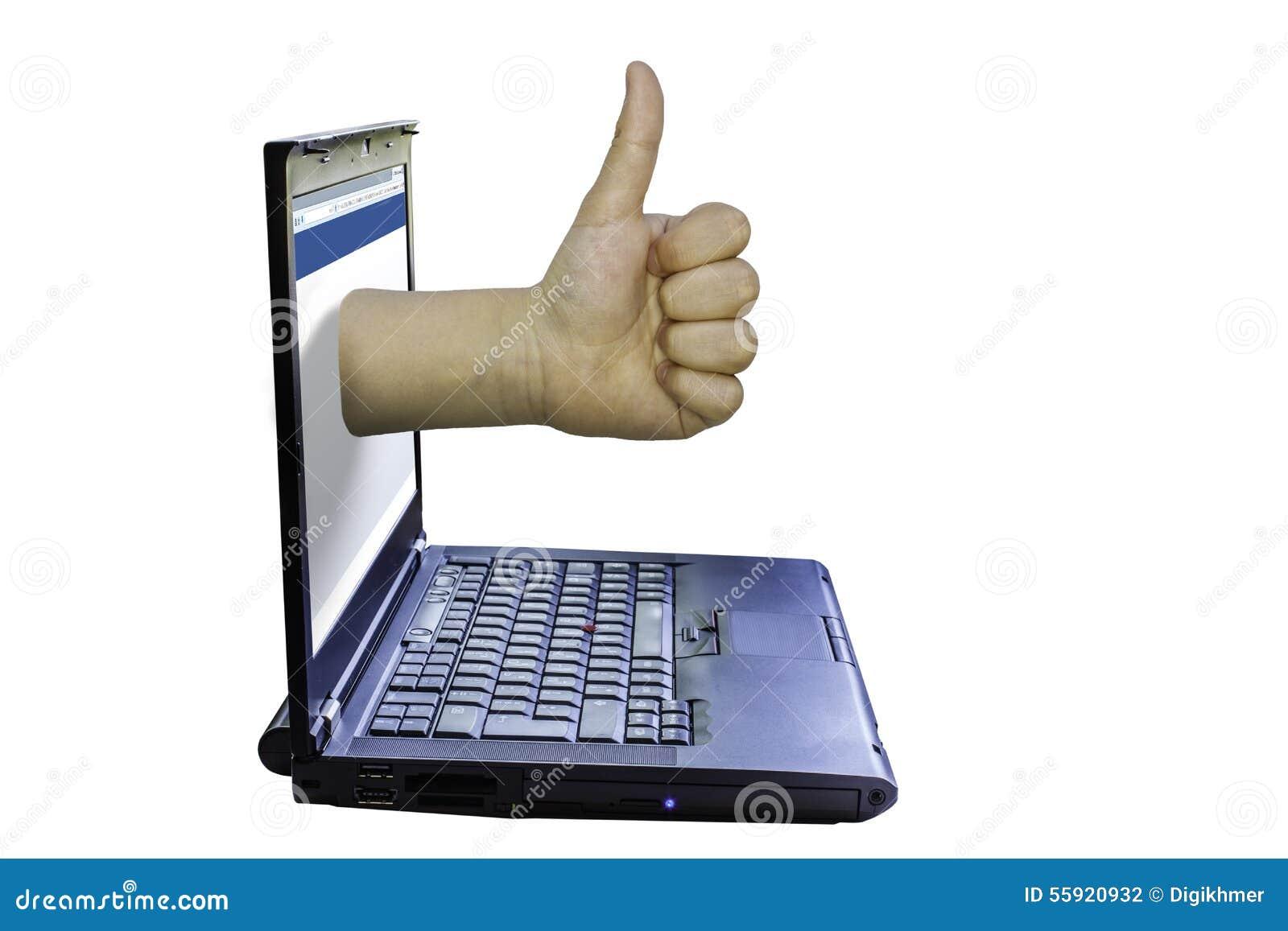 Secured laptop