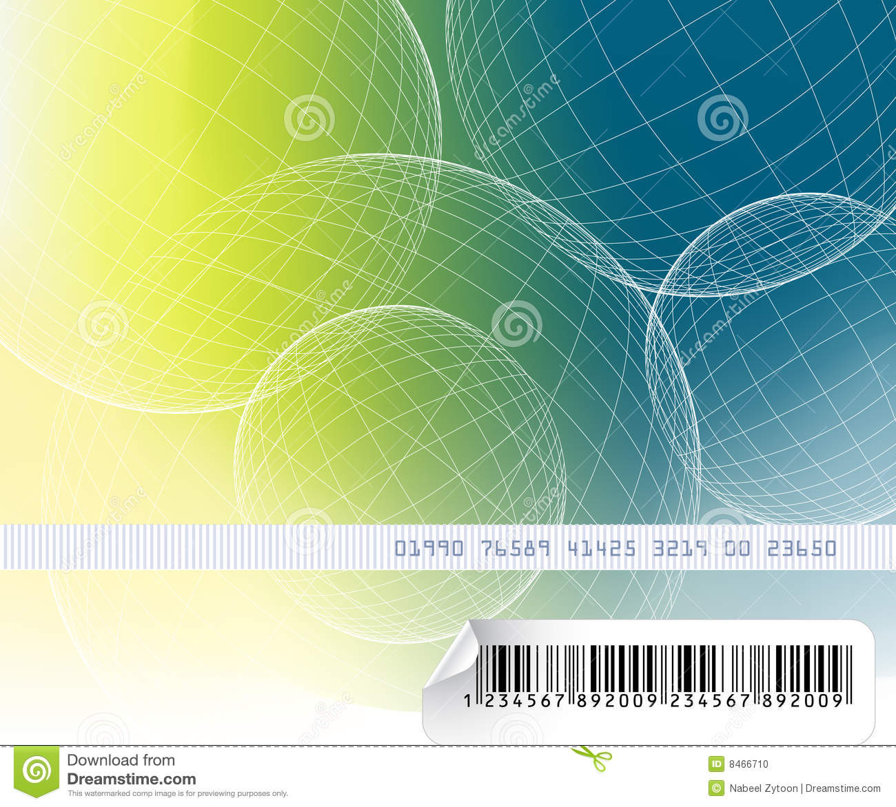 Security Background stock vector. Image of artificial ...