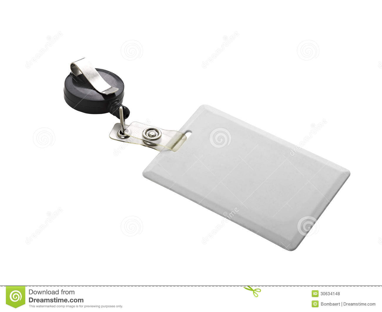 Badge Access Door : Security badges for access royalty free stock photos