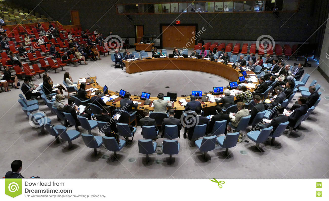 Security Council 7760 meeting United Nations