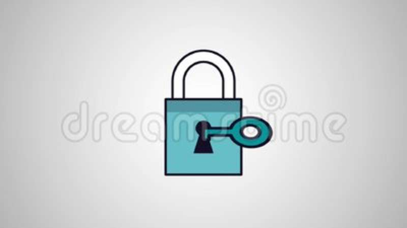Security And Safety Hd Animation Scenes Stock Footage Video Of