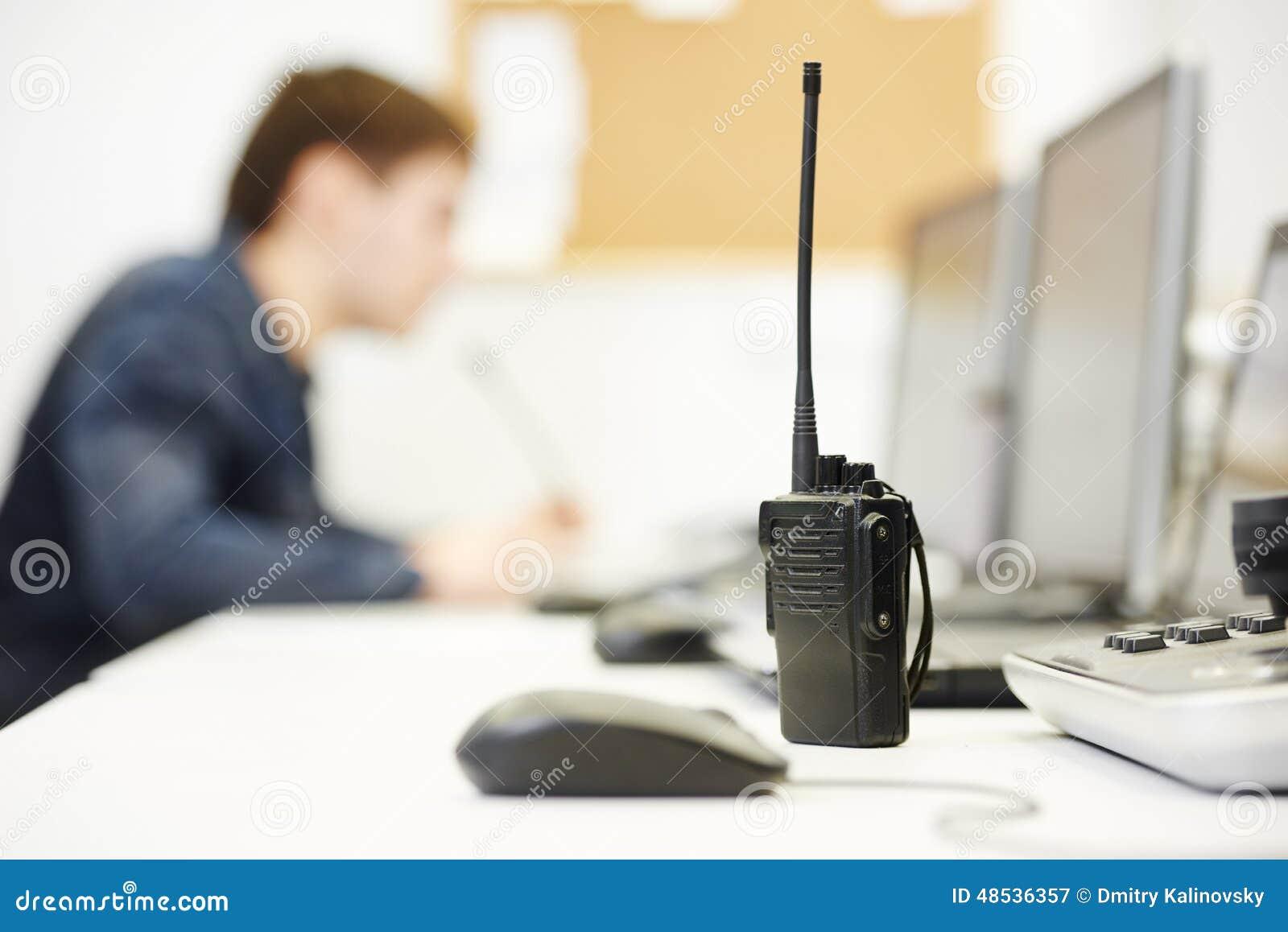 Security video surveillance equipment