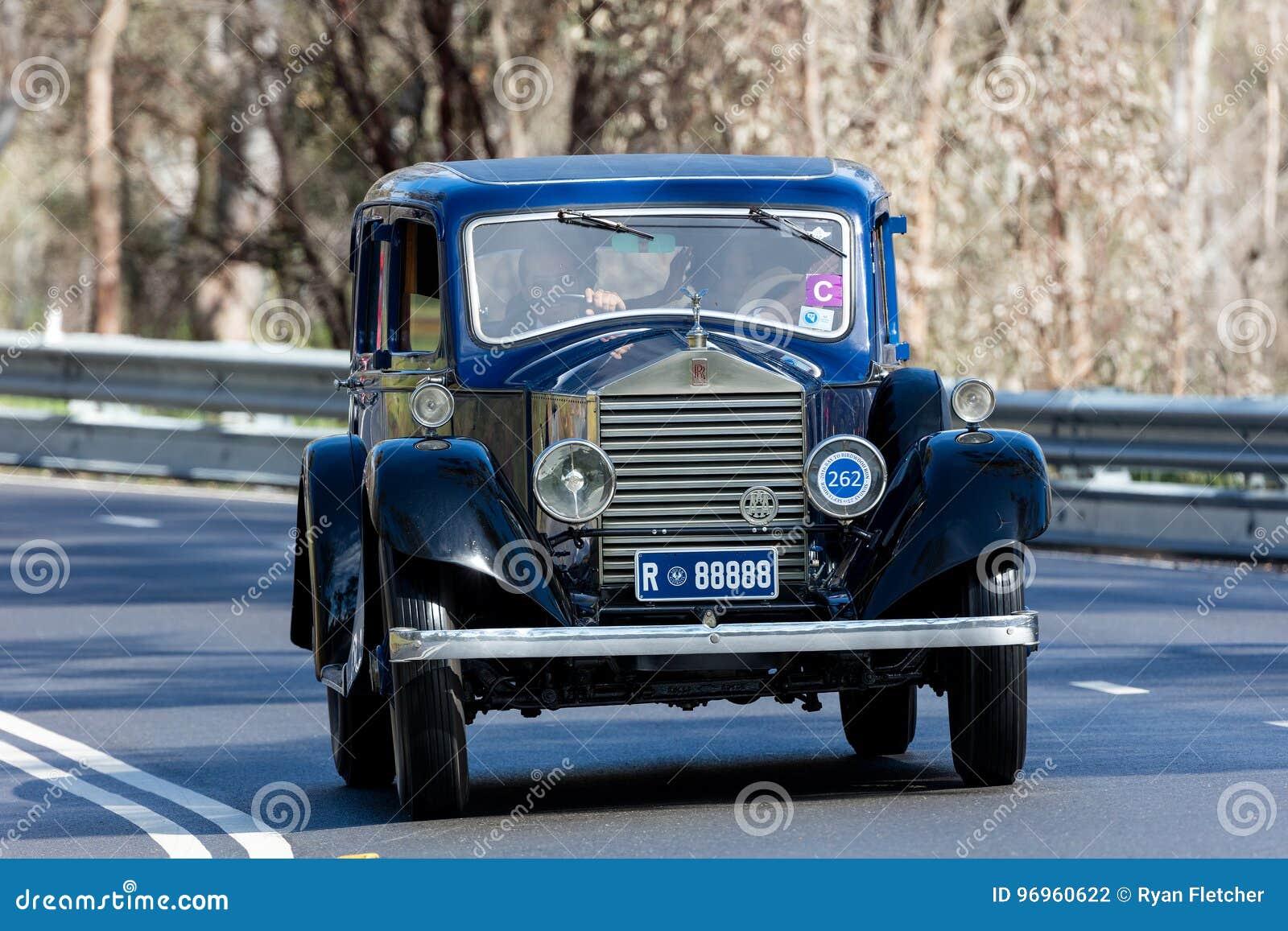 Sedan 1926 de Rolls Royce 20 HP