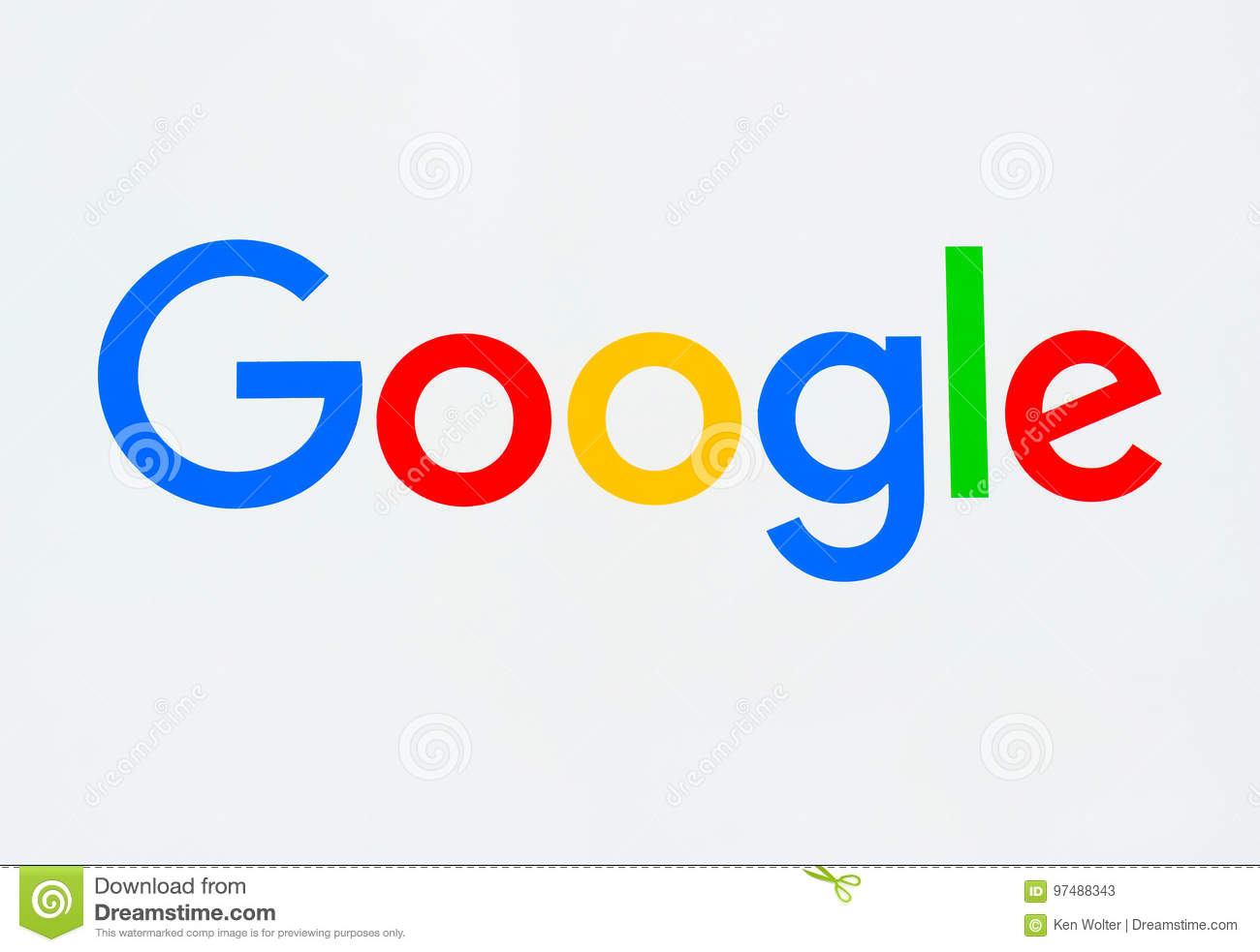 Sedi corporative e logo di Google