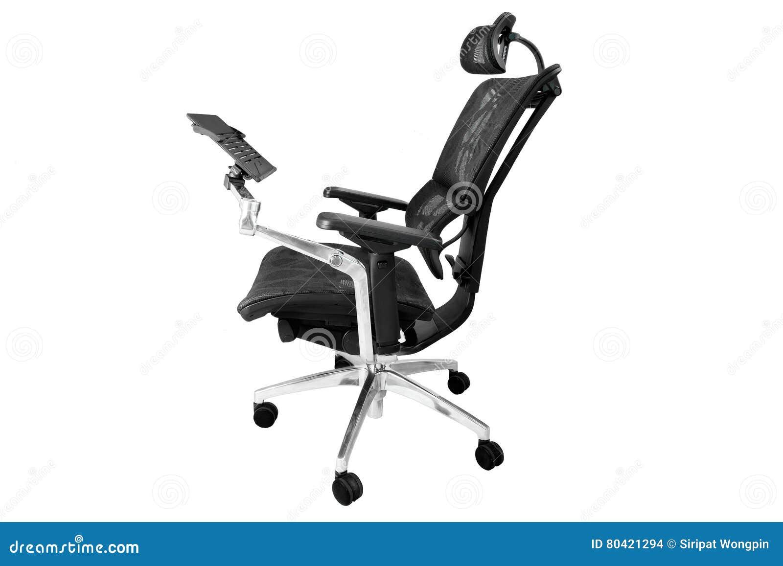 Sedia Lavoro Ergonomica.Sedia Ergonomica Di Lusso Dell Ufficio Fotografia Stock