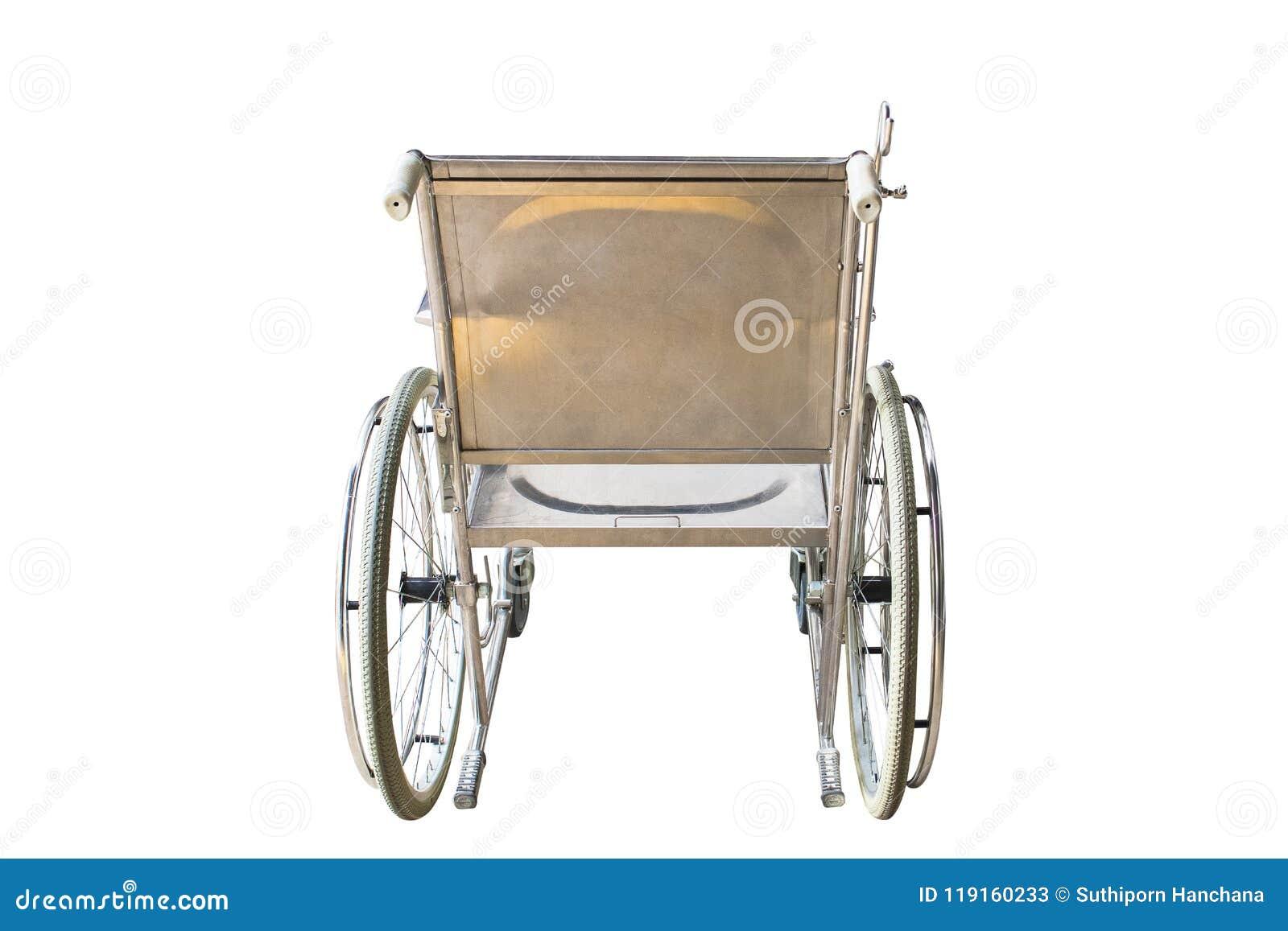 Sedie a rotelle che aspettano i servizi con lo spazio della copia di luce solare