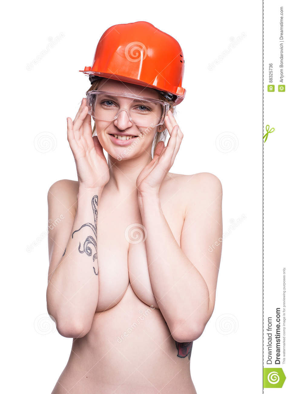 Nude construction