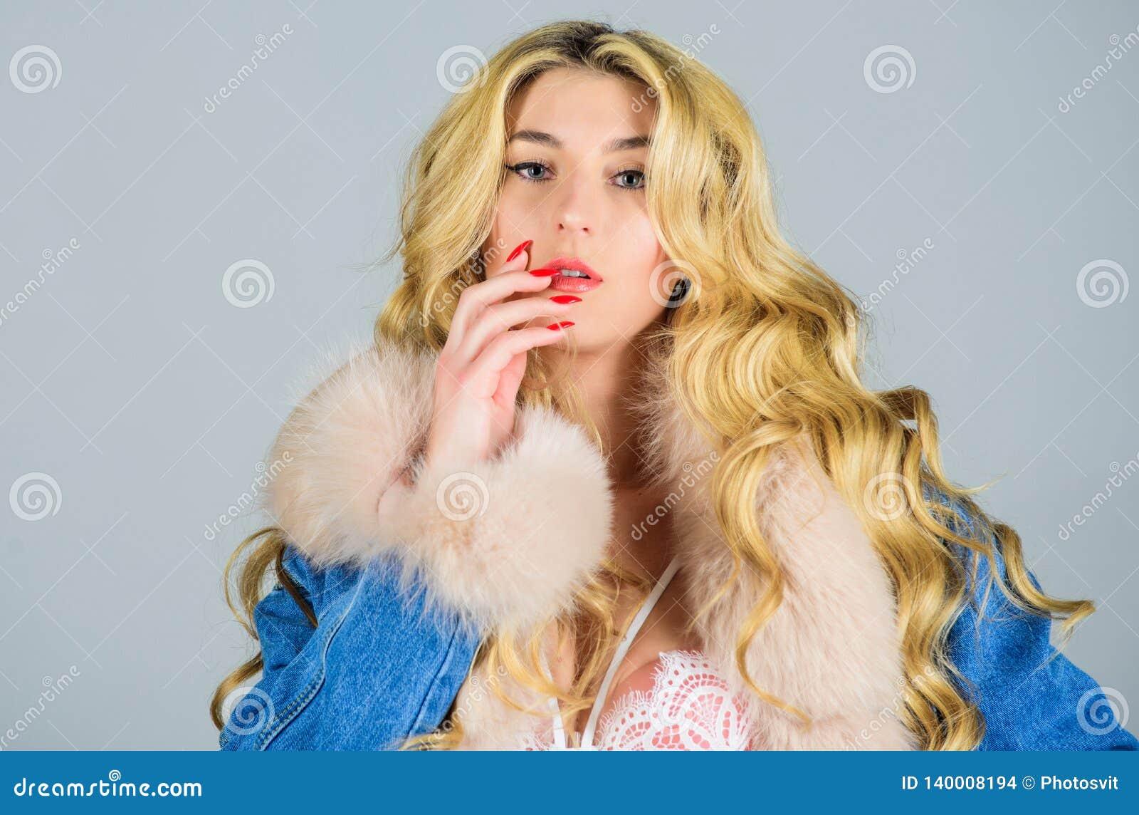 df655bb40b0 Woman Lingerie Fur Coat Stock Images - Download 39 Royalty Free Photos
