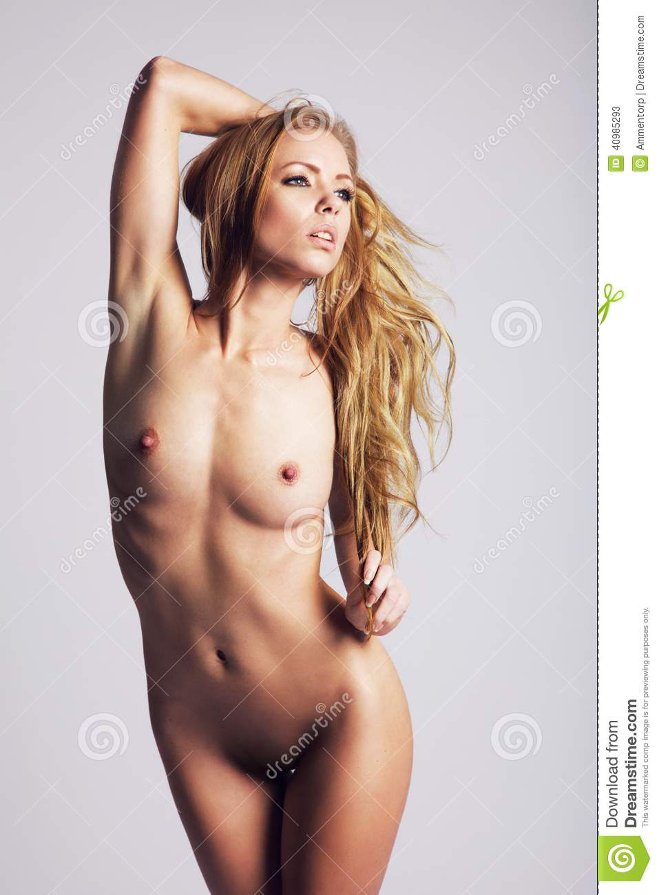 Nude Female Models