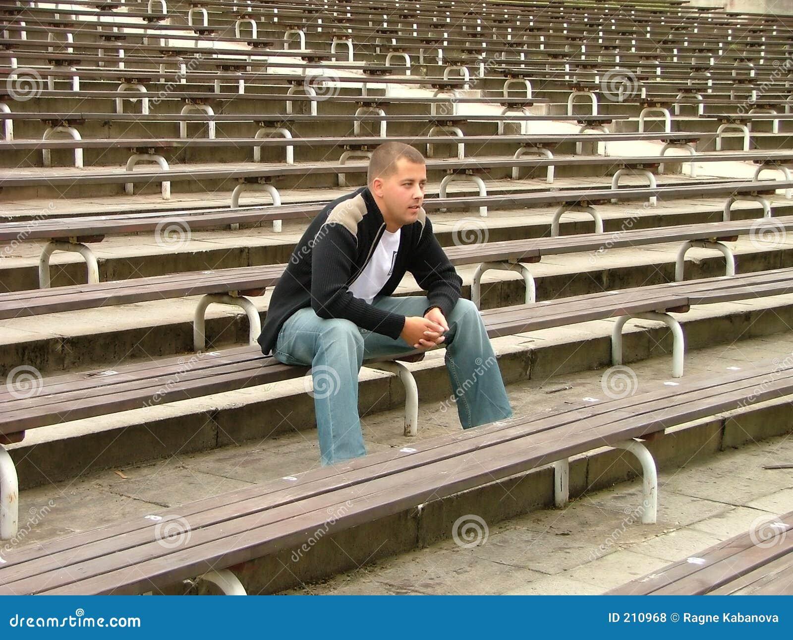 Seduta da solo