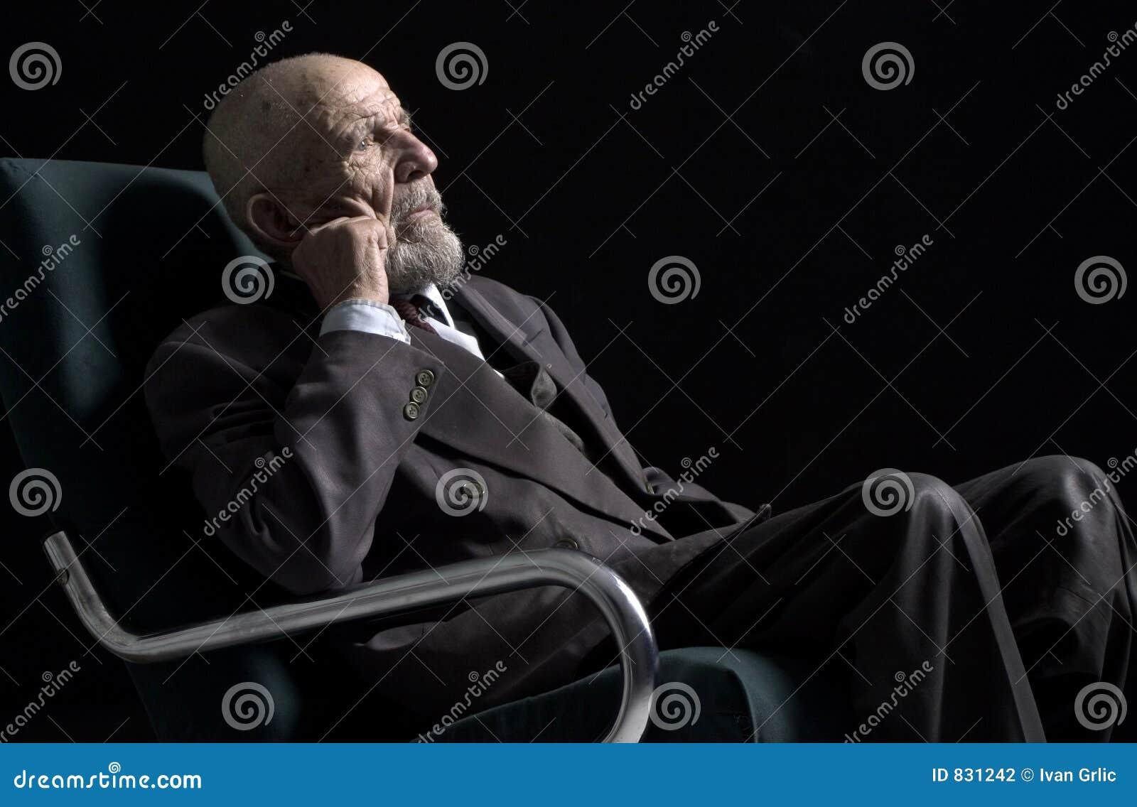 Seduta e pensare
