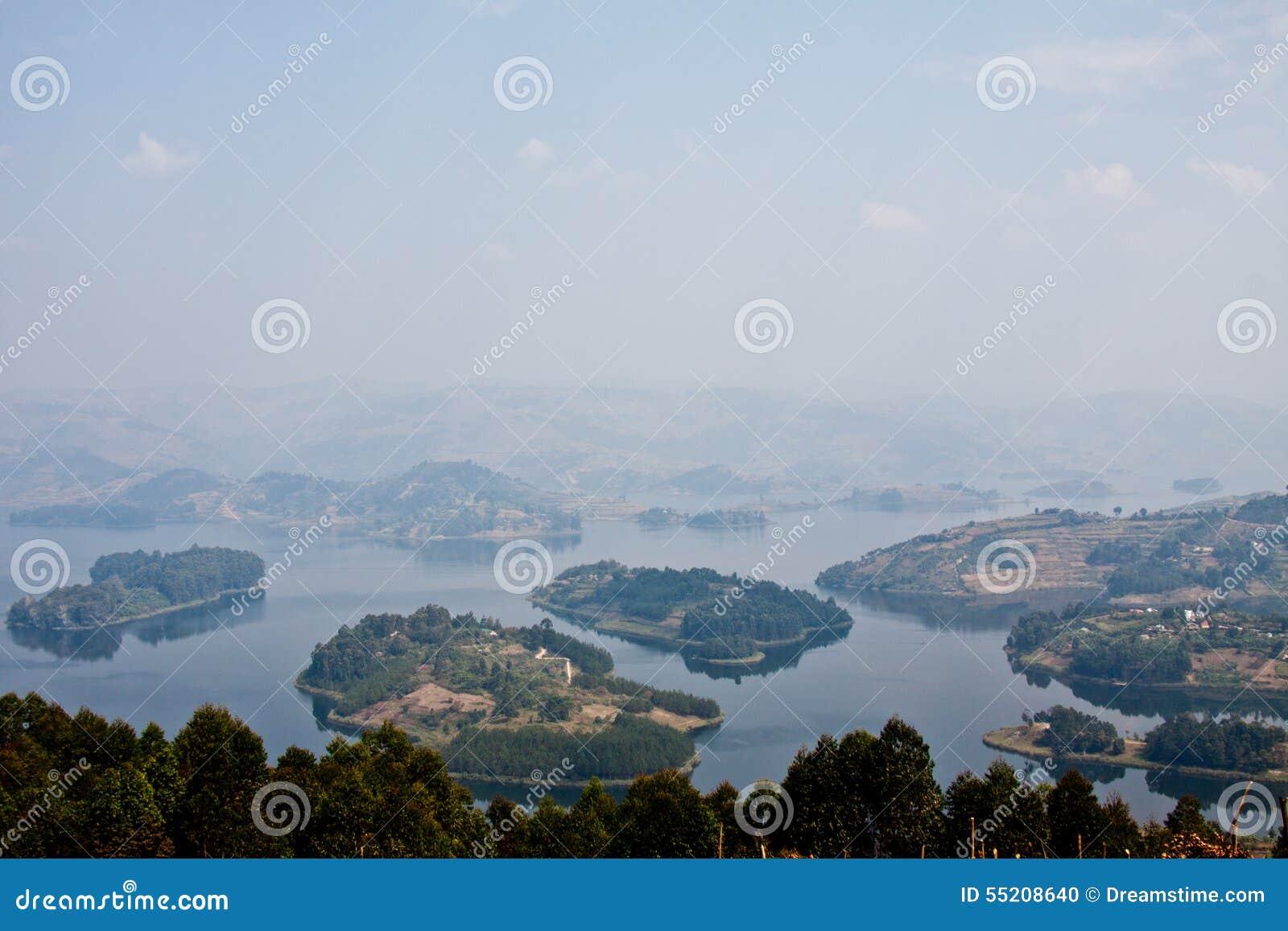 See Bunyonyi von oben