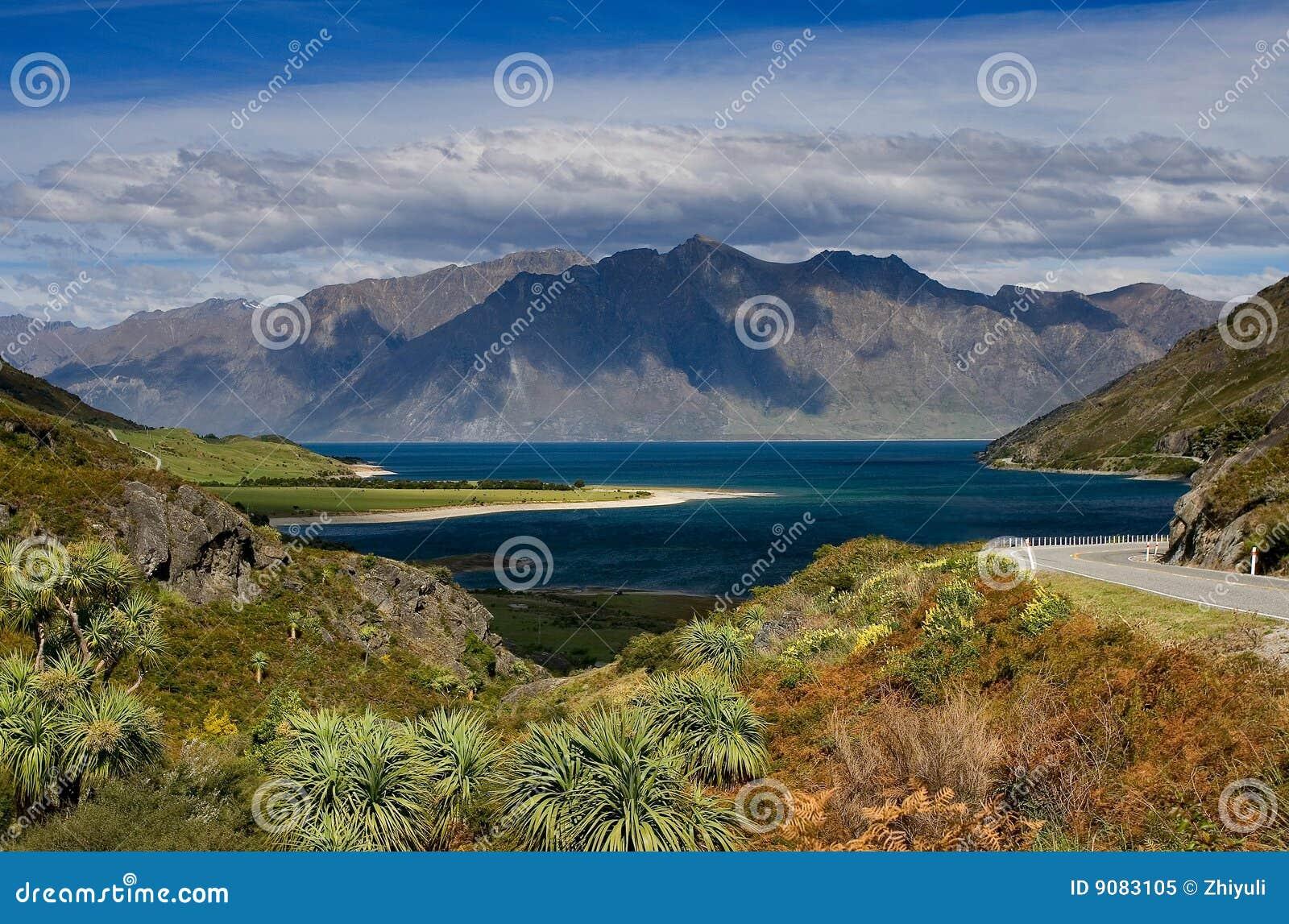 See Hawea Neuseeland