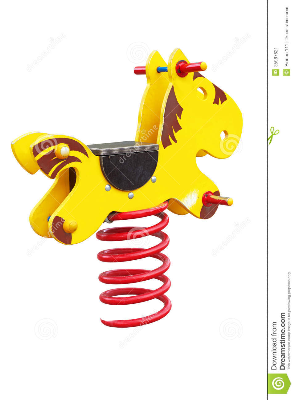 See saw stock image image 35987621 for Seesaw plans designs