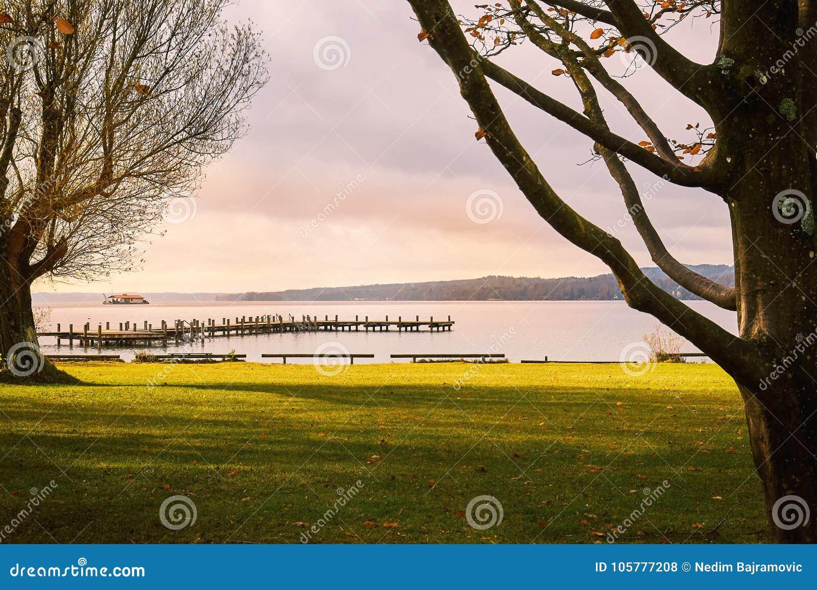 See Starnberg in Deutschland