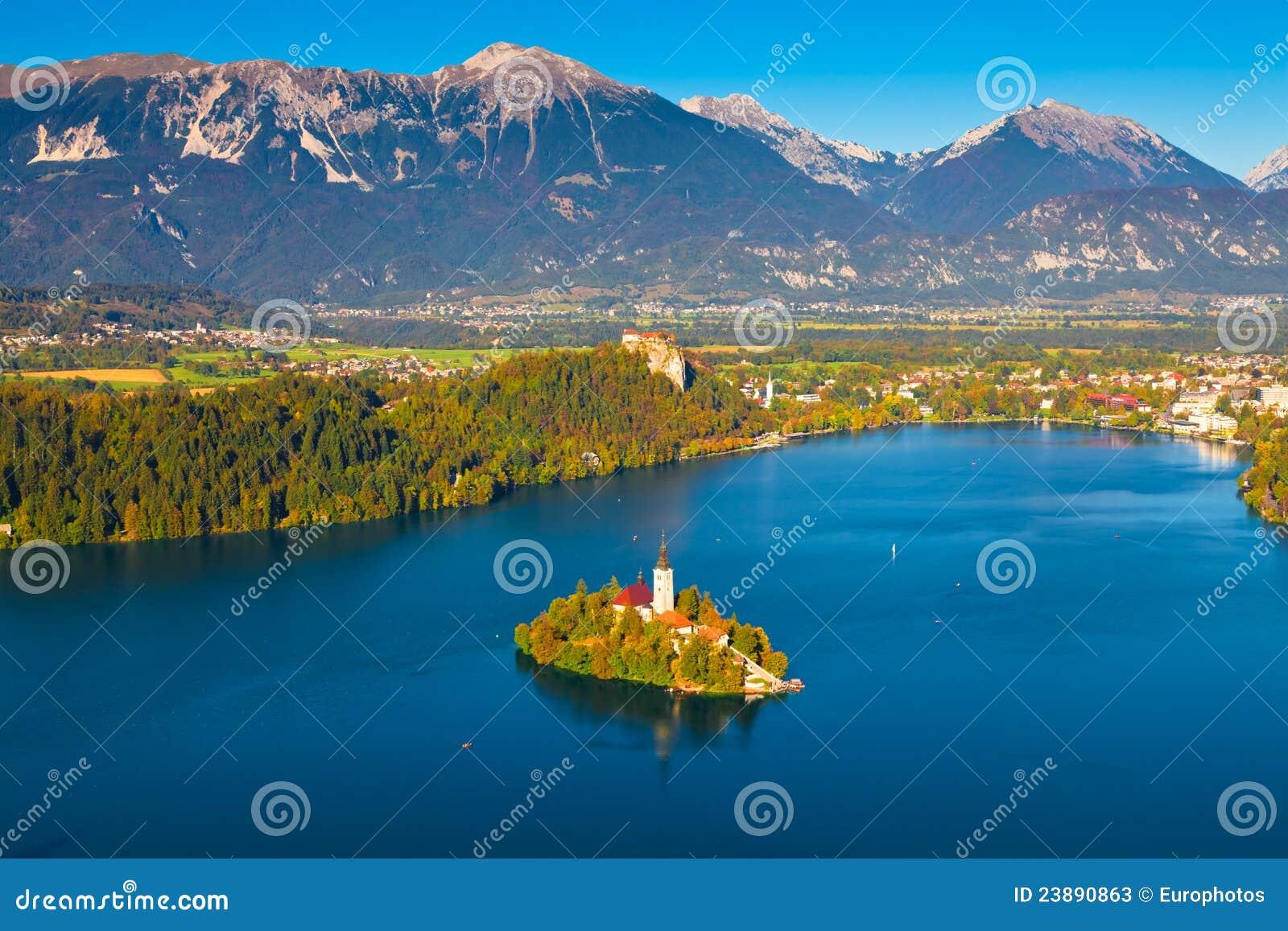 See verlaufen, Slowenien