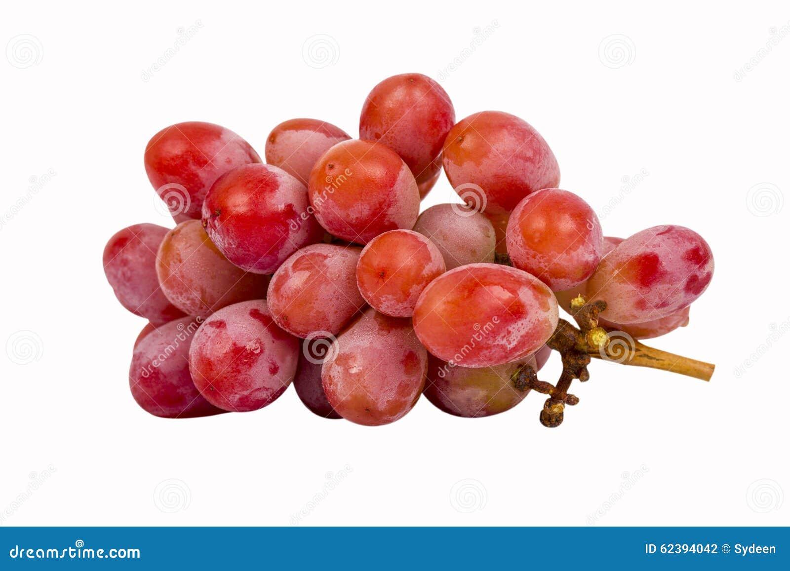 Seedless red grape