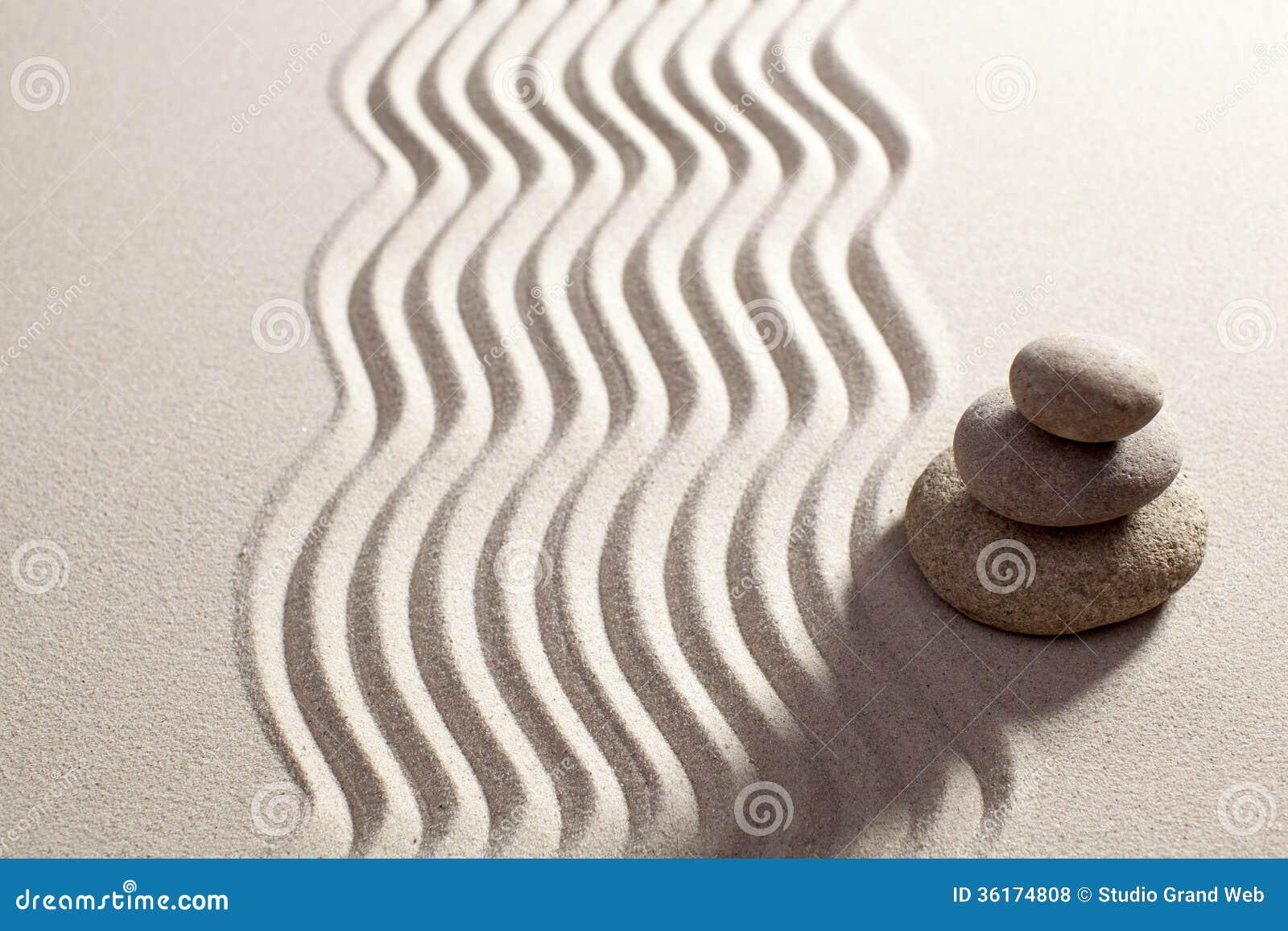 Seeking for solutions with zen attitude royalty free stock photos image 36 - Symbole zen attitude ...