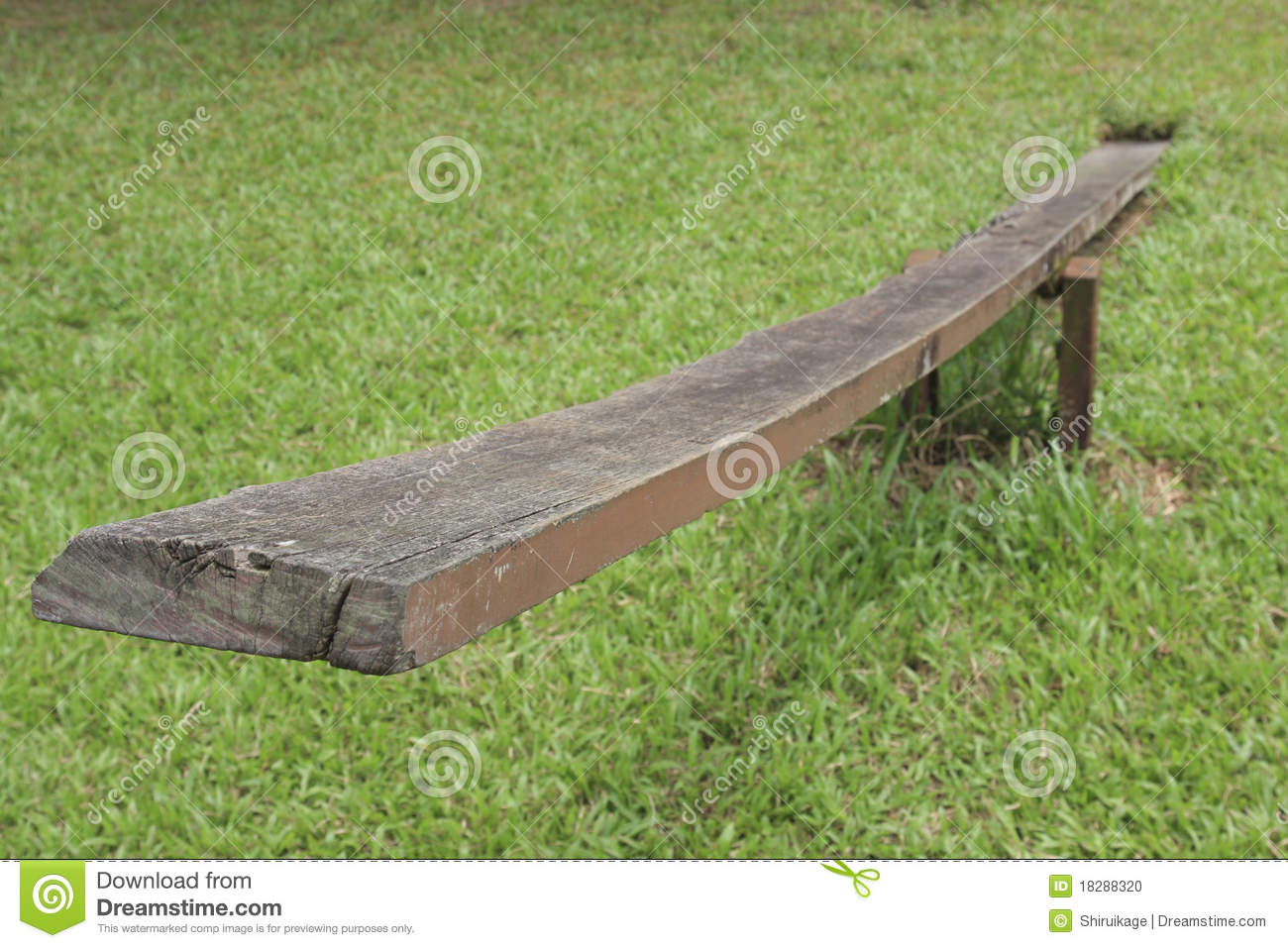 Seesaw stock photo image 18288320 for Seesaw plans designs