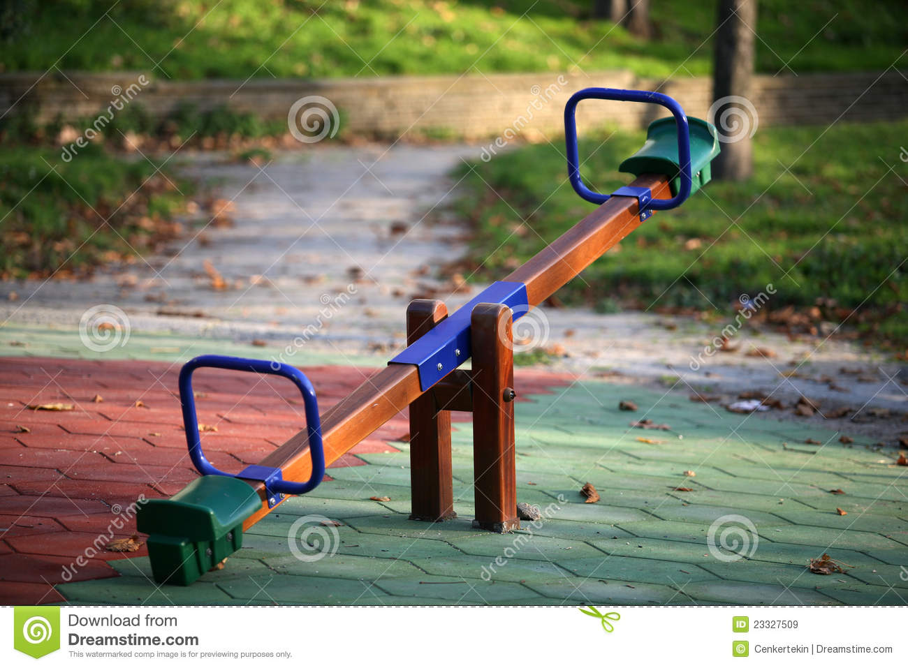 Seesaw royalty free stock images image 23327509 for Seesaw plans designs
