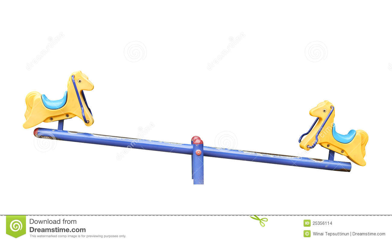 Seesaw stock images image 25356114 for Seesaw plans designs
