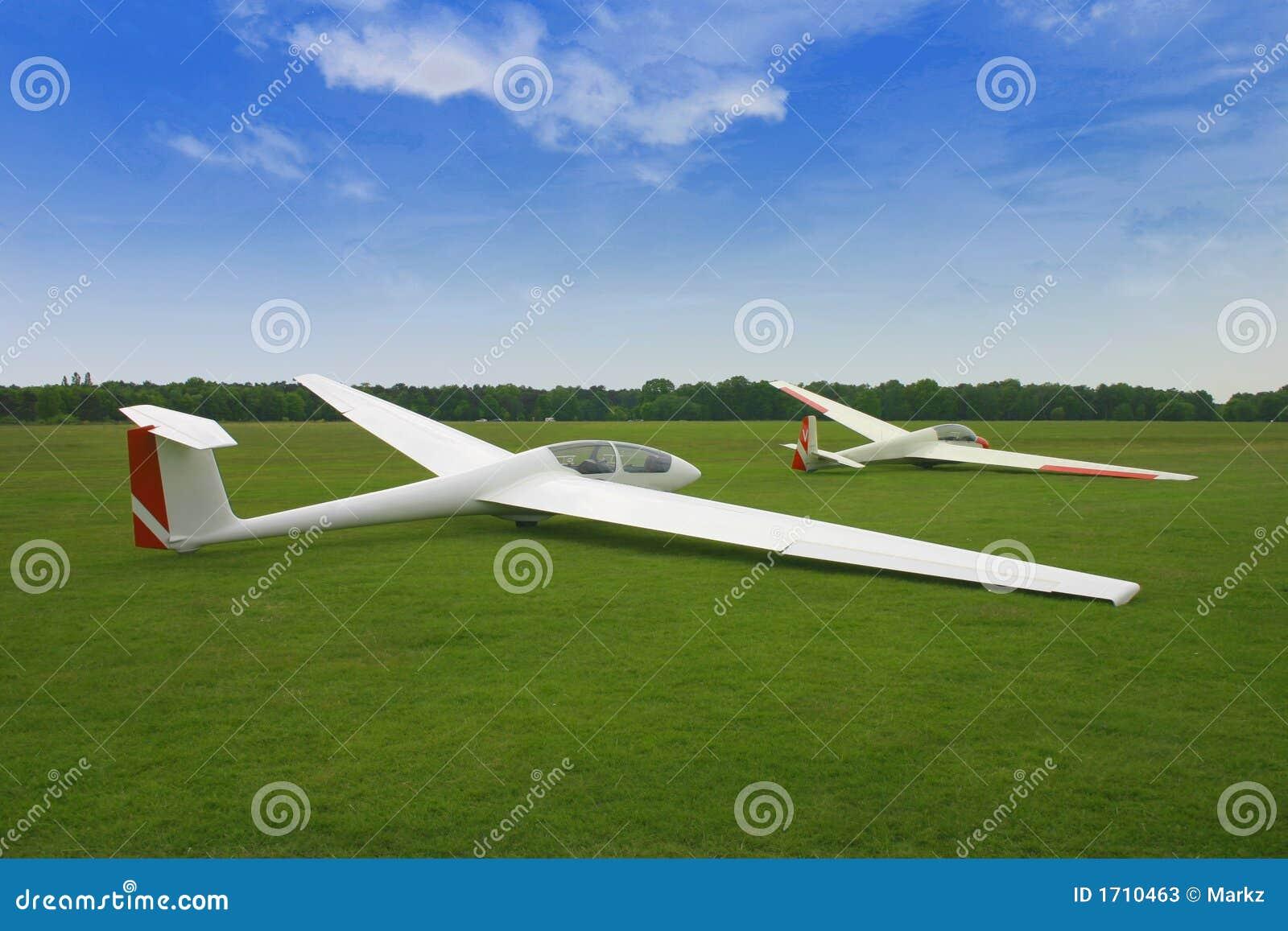 Segelflugzeugflugzeuge