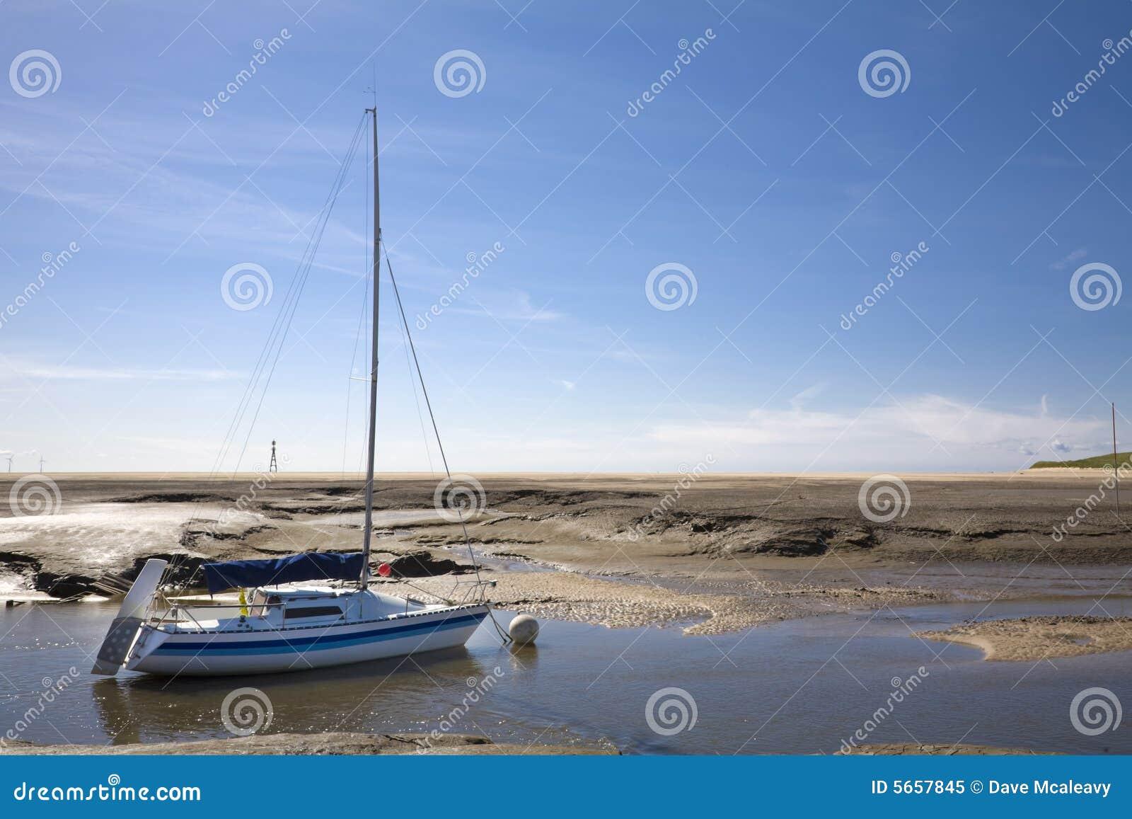 Segeln-Boot