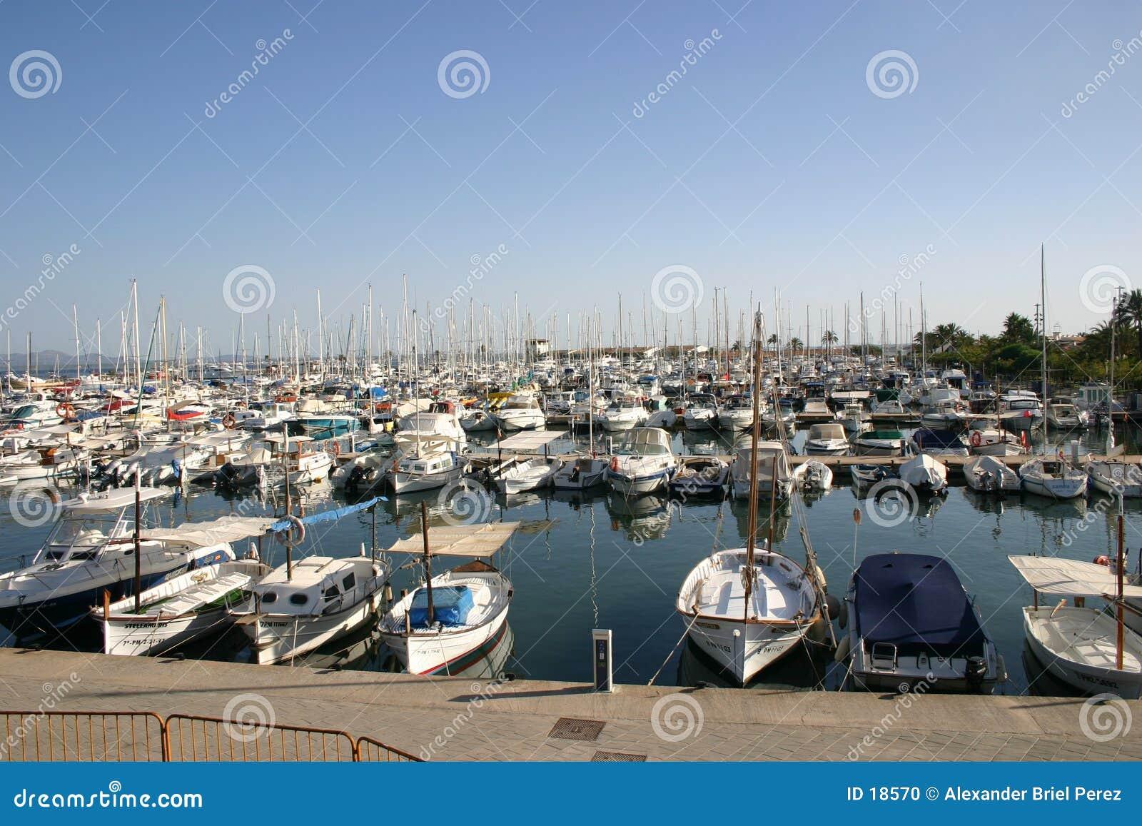 Segeln-Boote