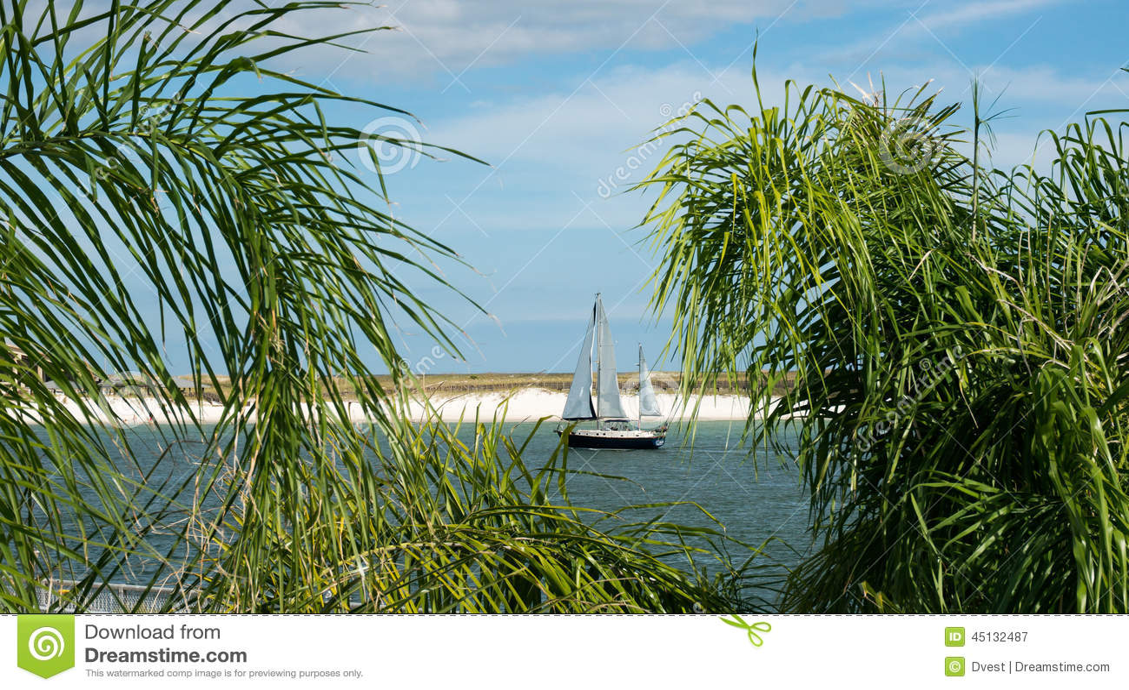 Segeln in den Golf