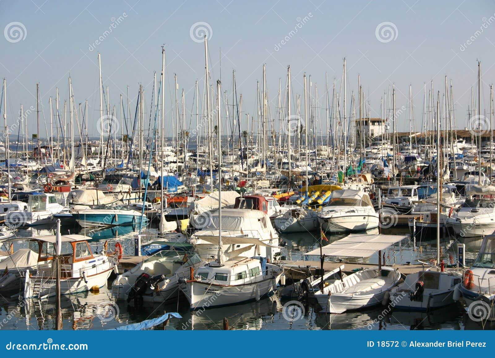 Segelnboote