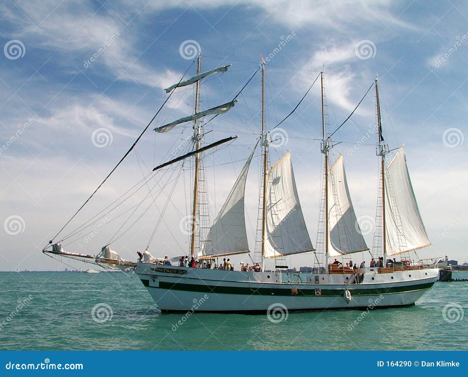 Segla ship