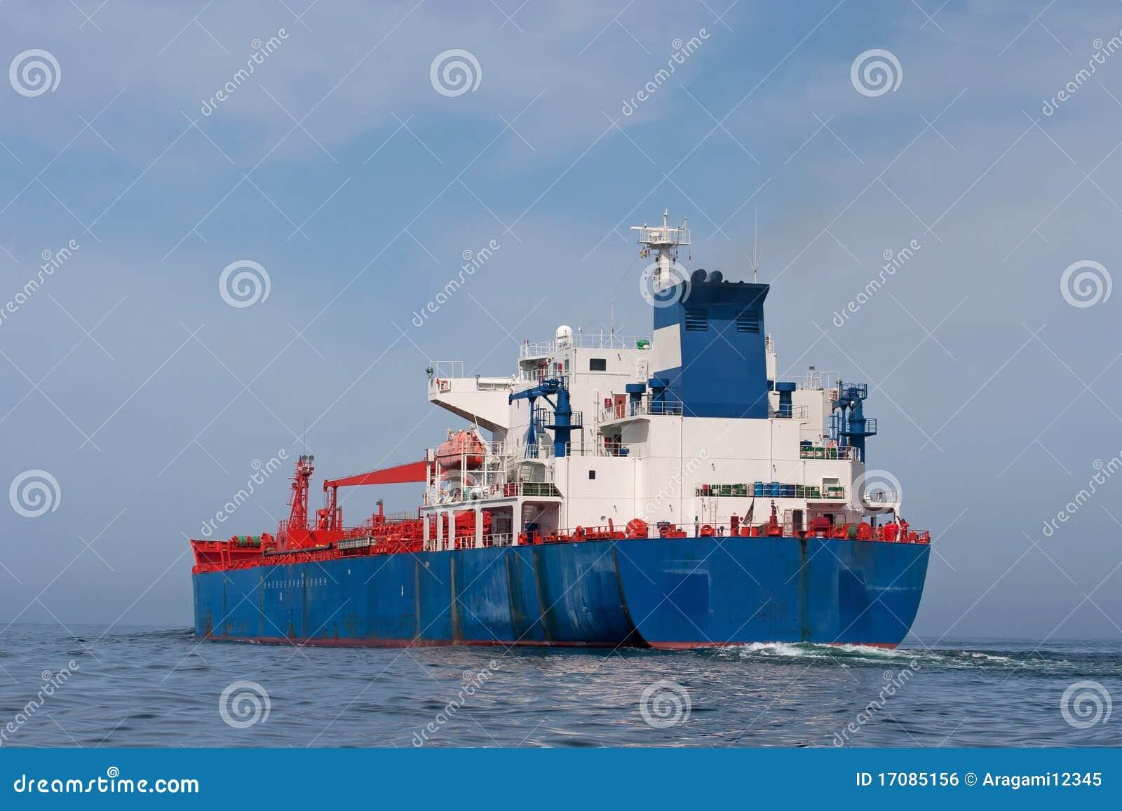 Seglinghavstankfartyg