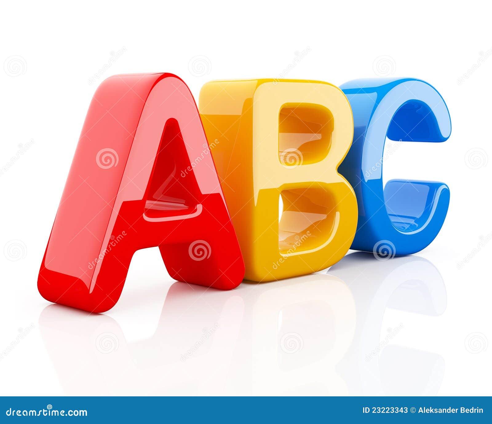 Segment de m moire color de symboles de jouet de l - Jouet alphabet ...
