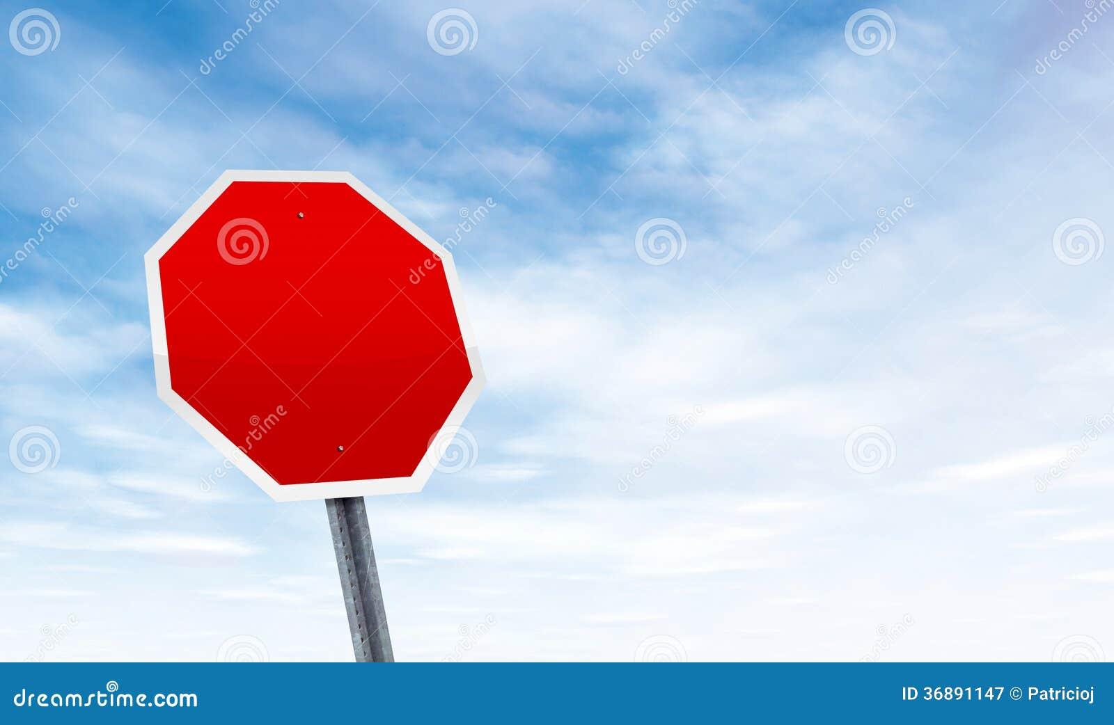 Download Segnale Stradale In Bianco Con Lo Spazio Della Copia Del Cielo Immagine Stock - Immagine di creativo, simbolo: 36891147