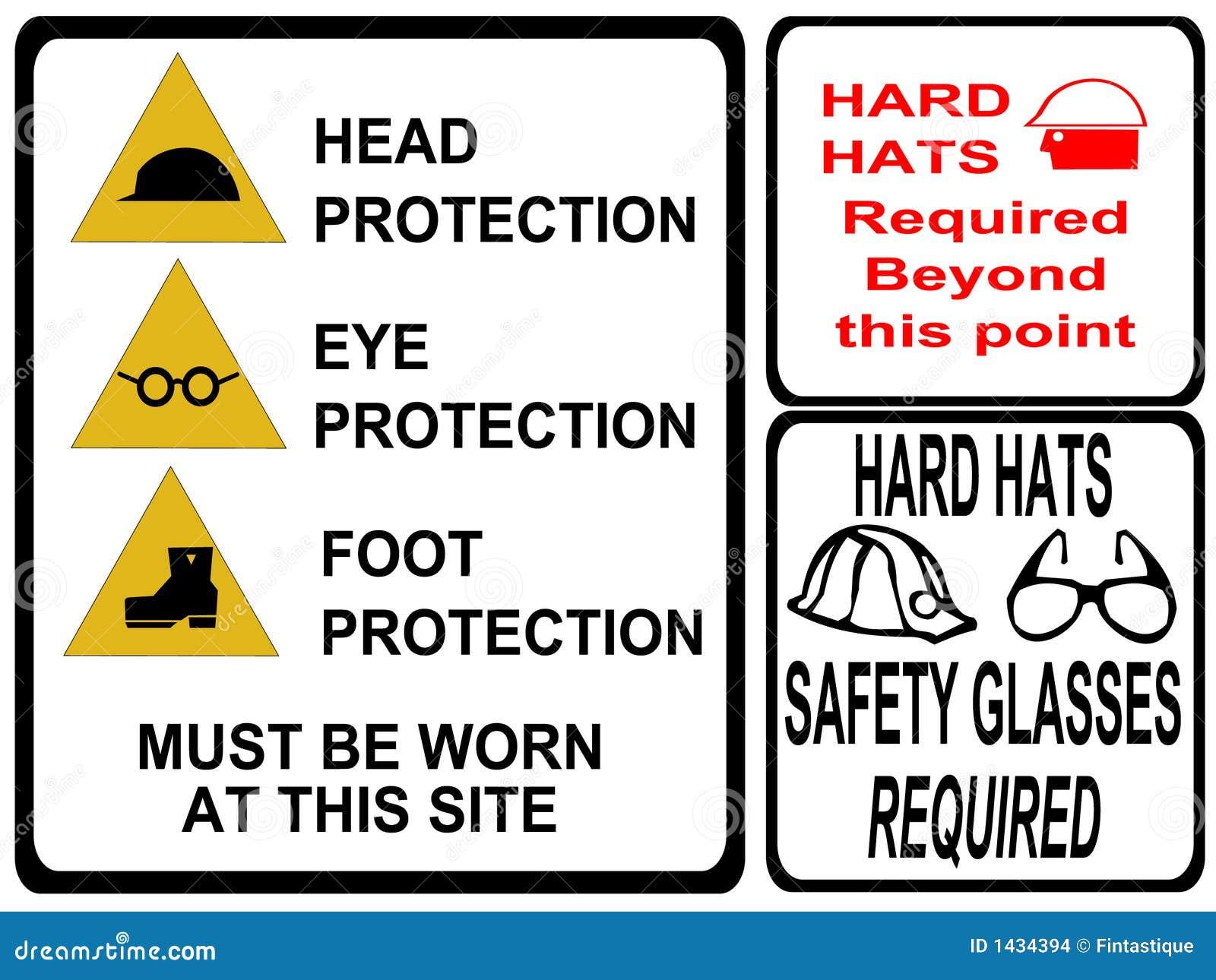 Segnaletica di sicurezza della costruzione