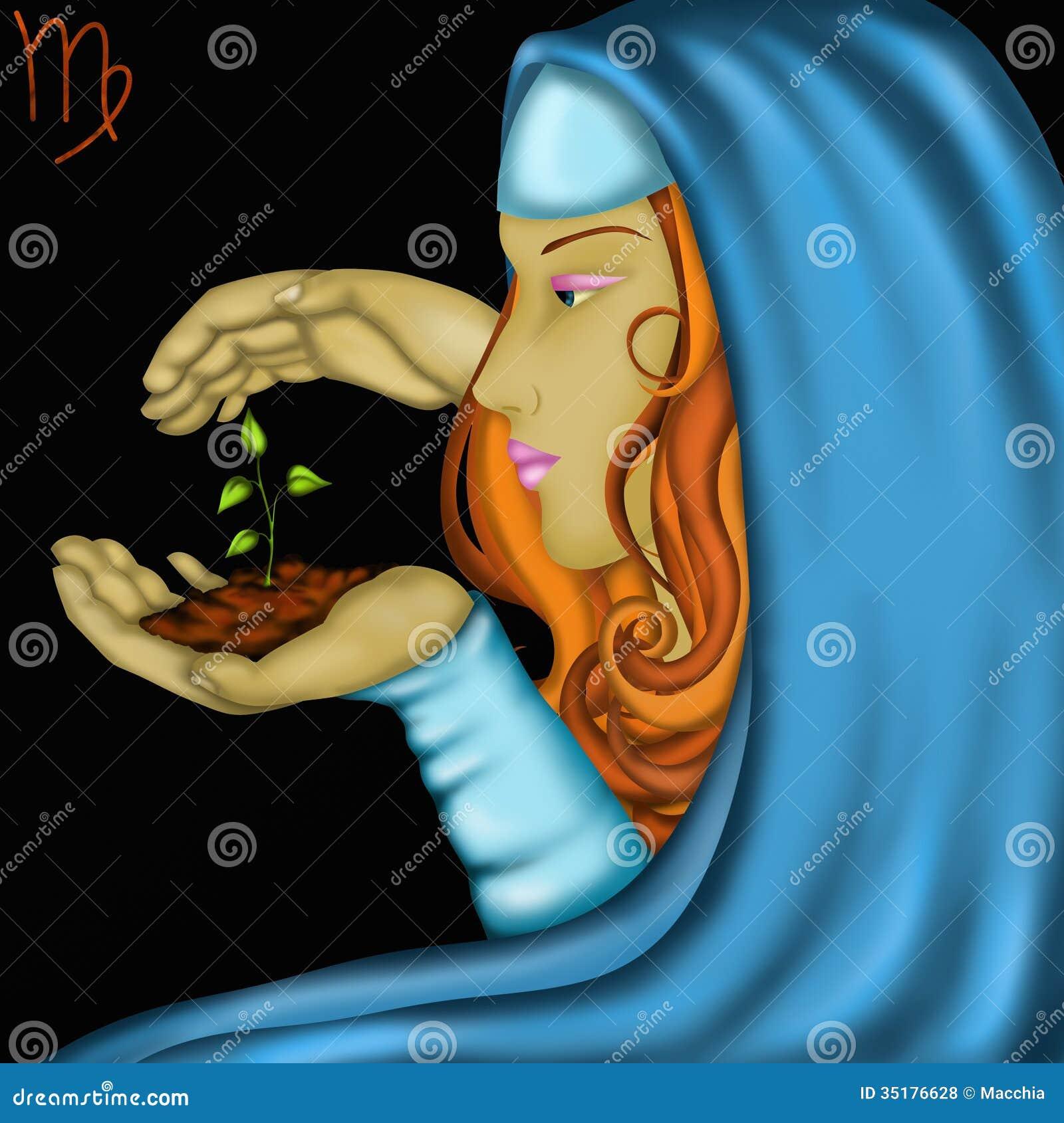 Segni dello zodiaco - Vergine