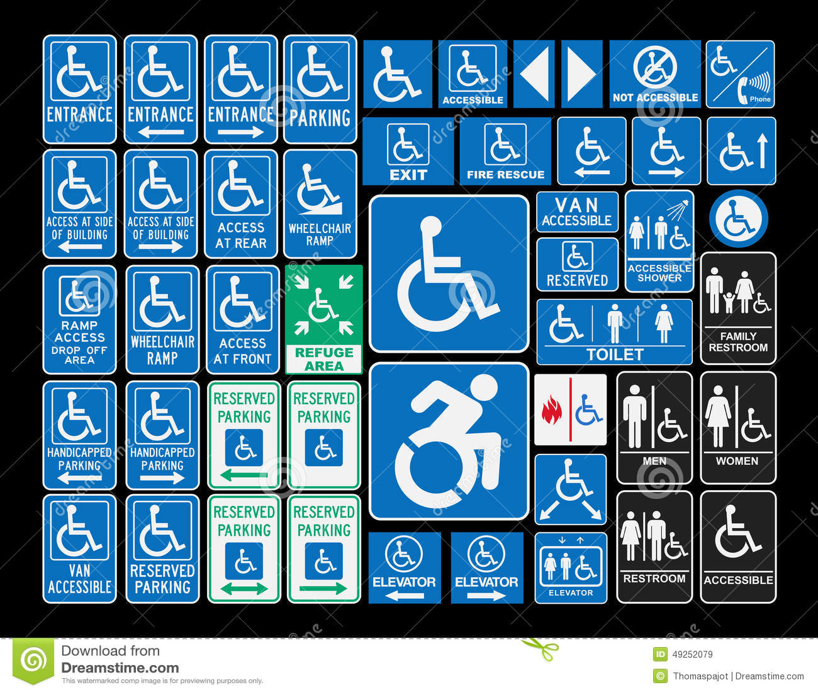 Segni di handicap
