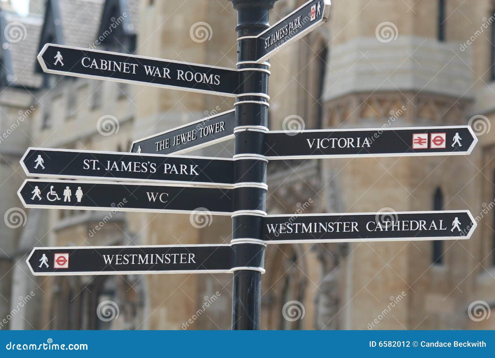 Segni di Londra