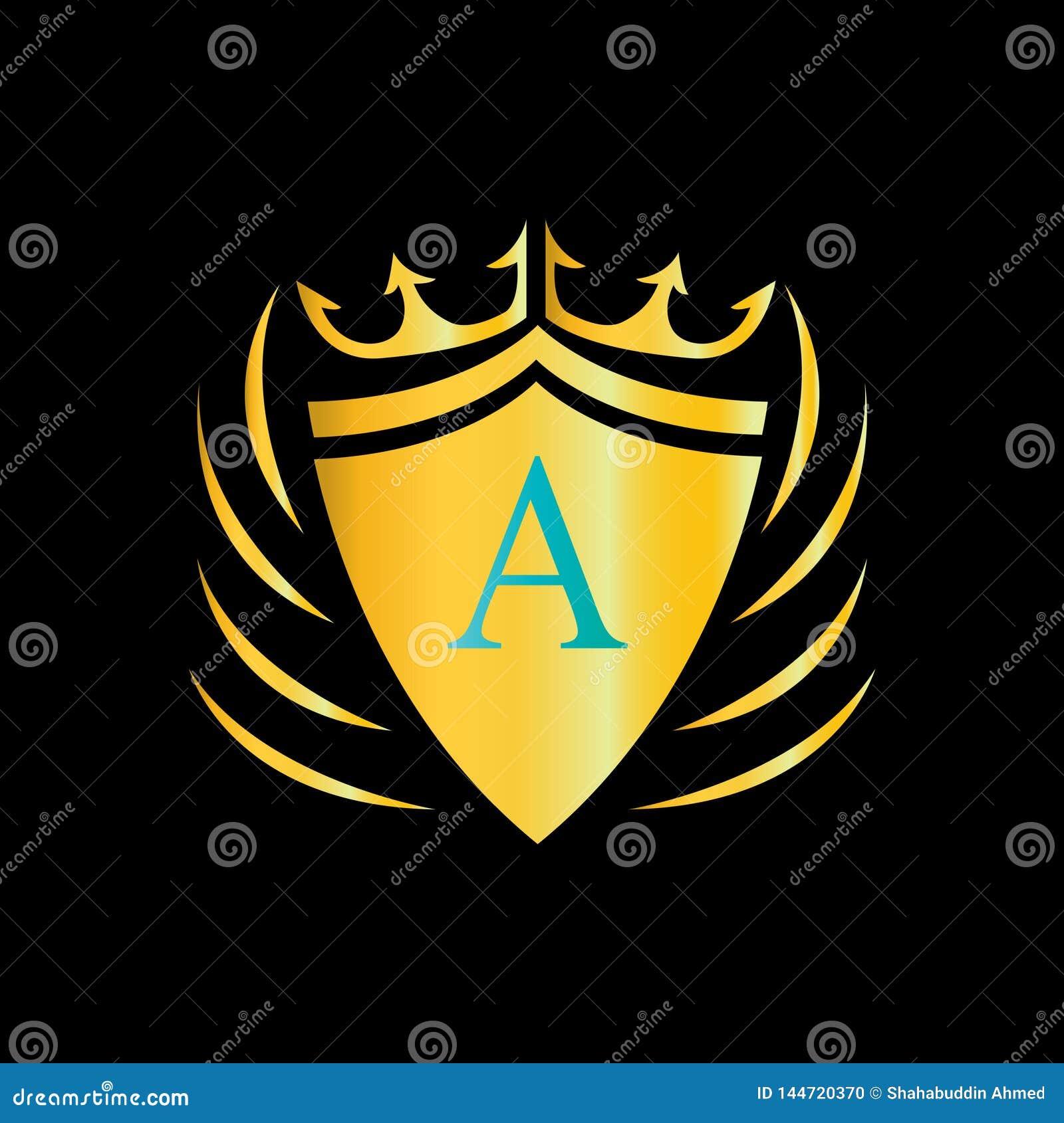 Segni un marchio con lettere Progettazione piana di logo per la vostra societ?
