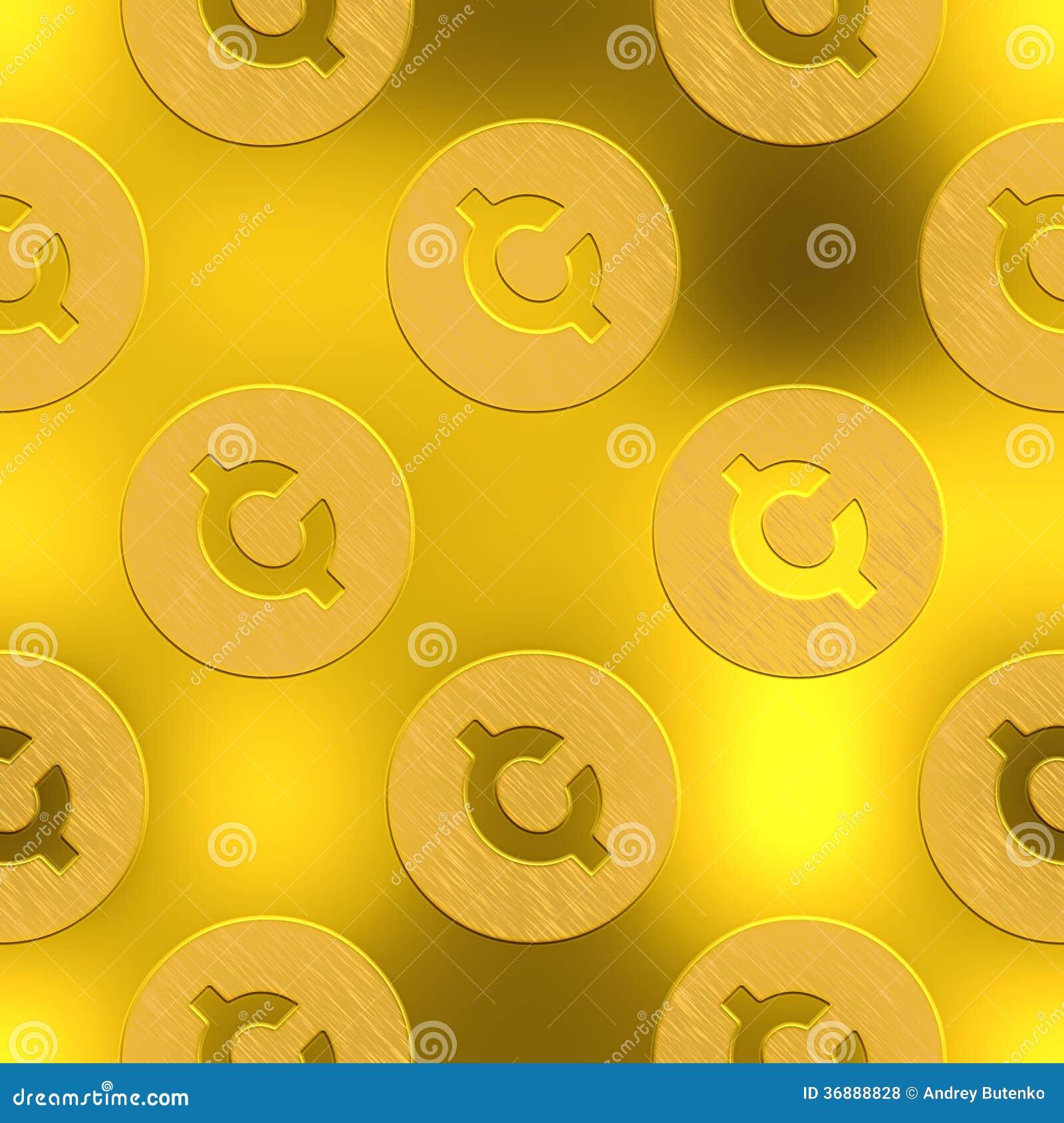 Download Segno Americano Del Centesimo Illustrazione di Stock - Illustrazione di simbolo, metallo: 36888828