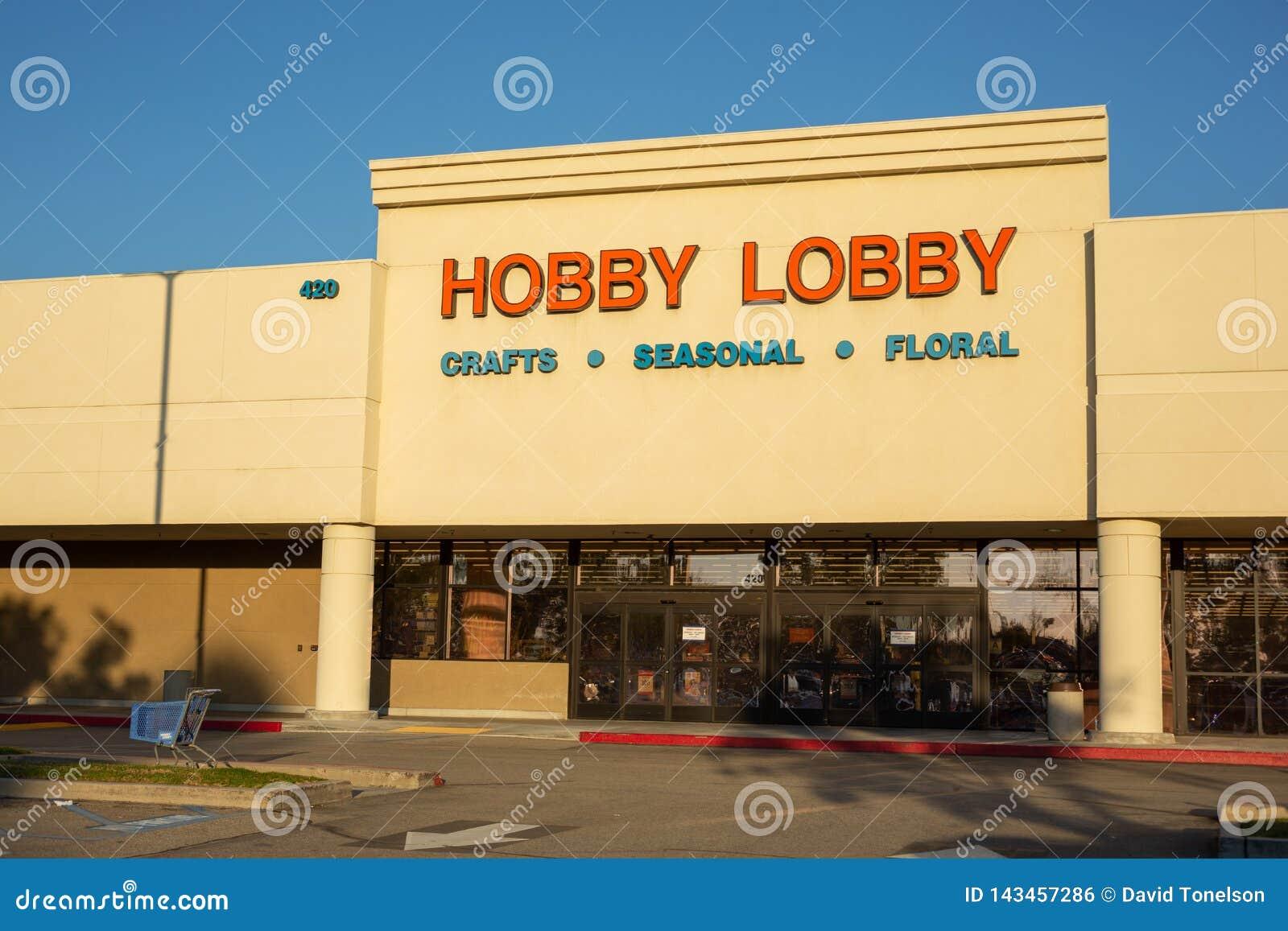 Segno anteriore del deposito per l ingresso di hobby