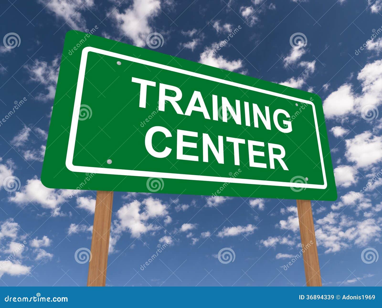 Download Segno Del Centro Di Formazione Immagine Stock - Immagine di strada, imparare: 36894339