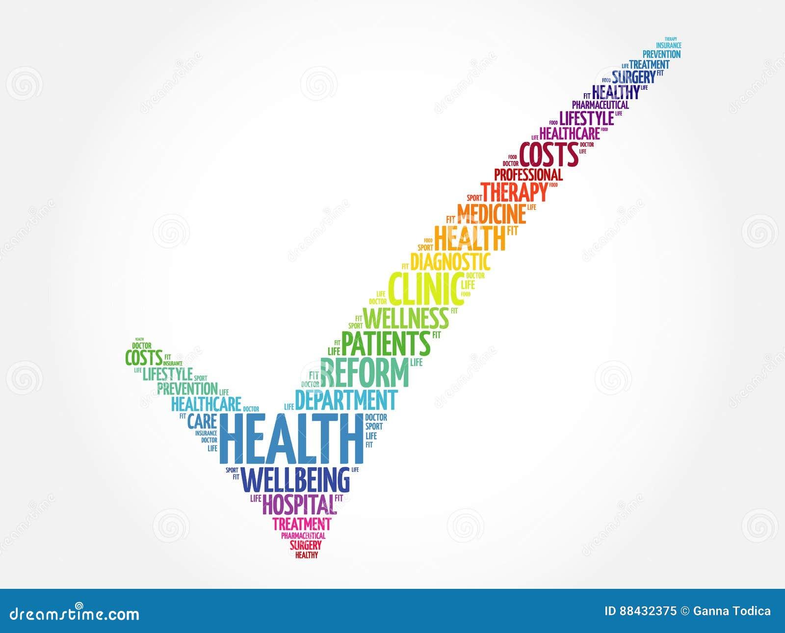 Segno del controllo sanitario
