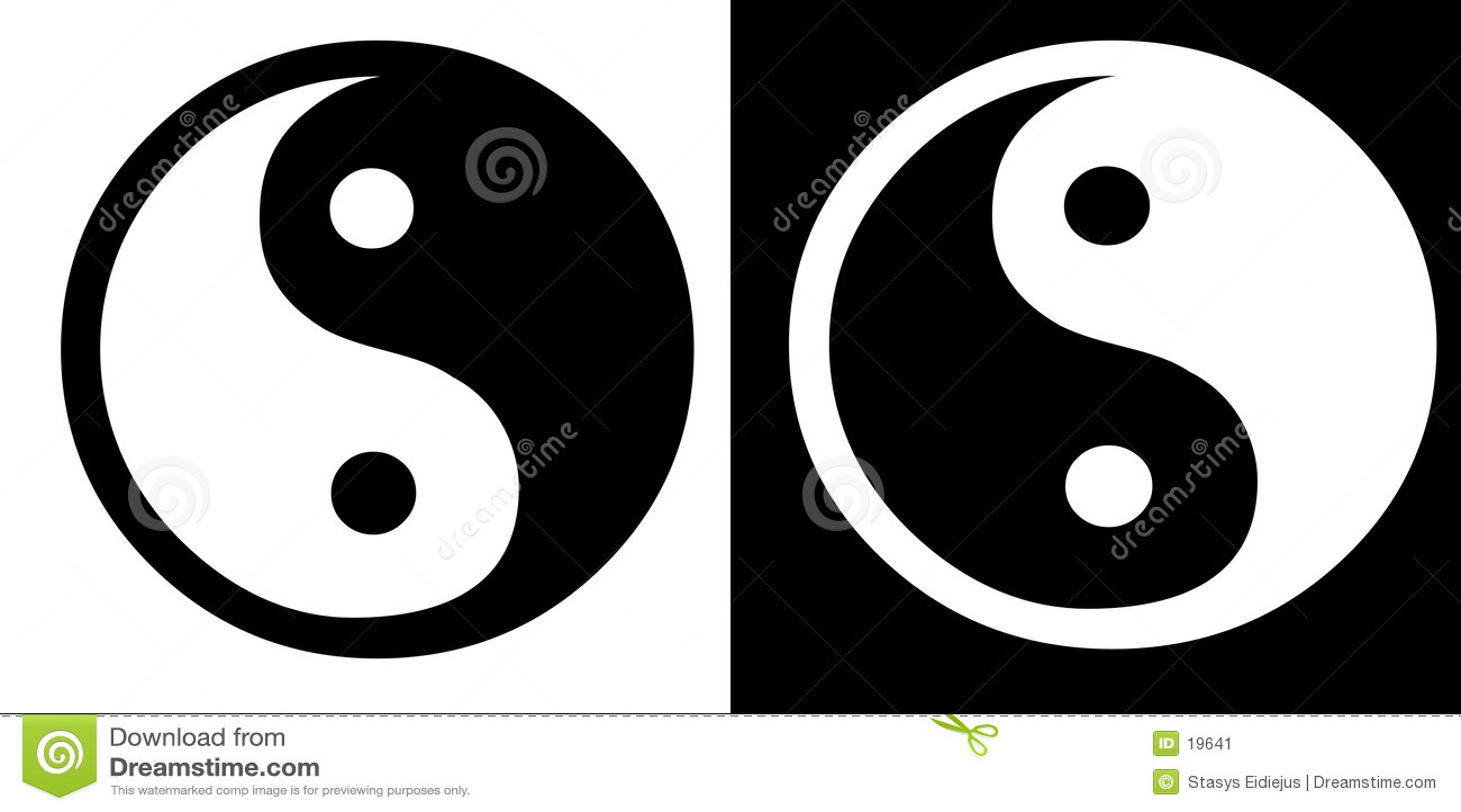 Segno del Ying-Yang