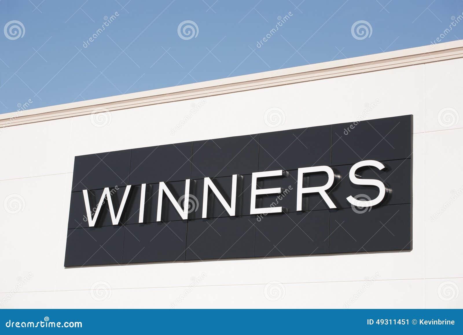 Segno dello sbocco dei vincitori