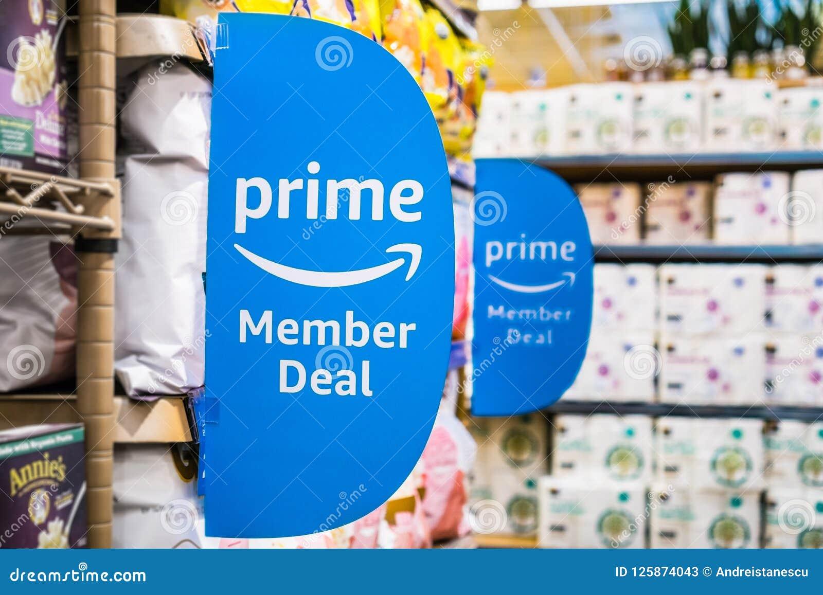 Segno di affare del membro di perfezione di Amazon